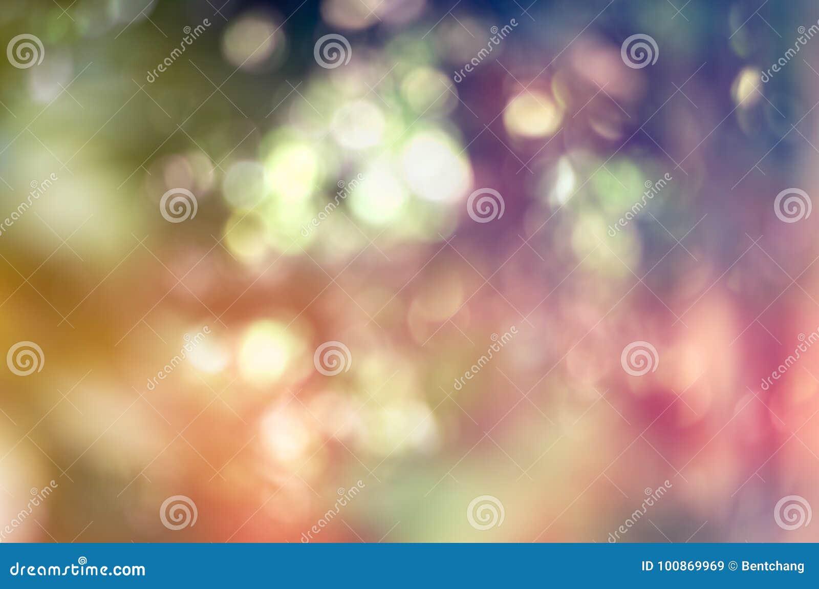 Kolorowa natura lasu lub dżungli abstrakcjonistyczna plama dla projekta backgr