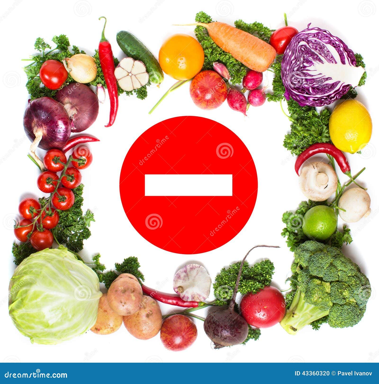 Kolorowa warzywo rama, zdrowy karmowy pojęcie