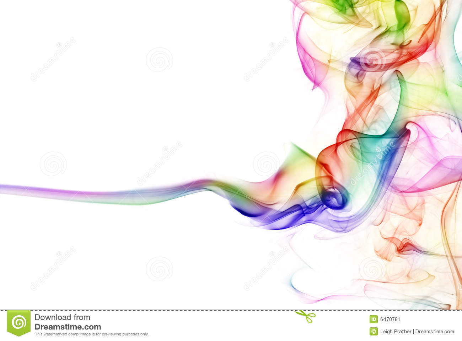 Kolorowe dymu