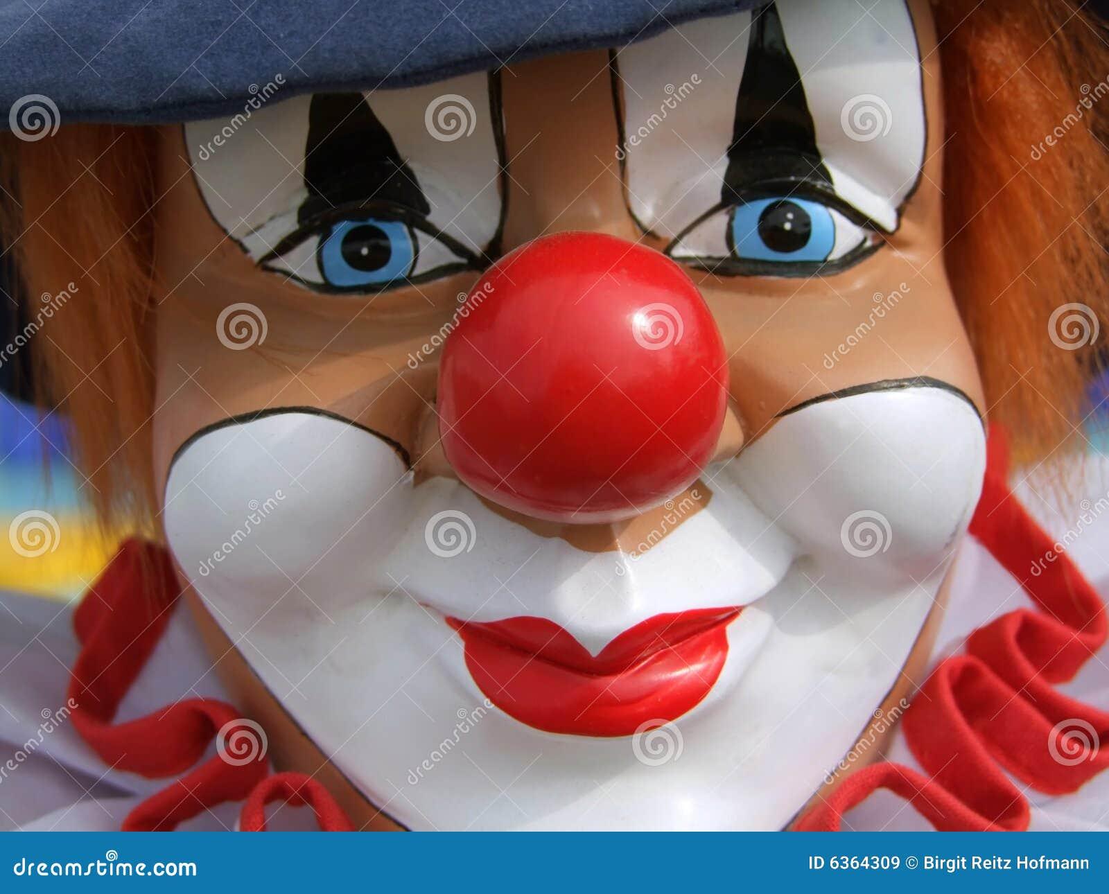 Kolorowe klaun