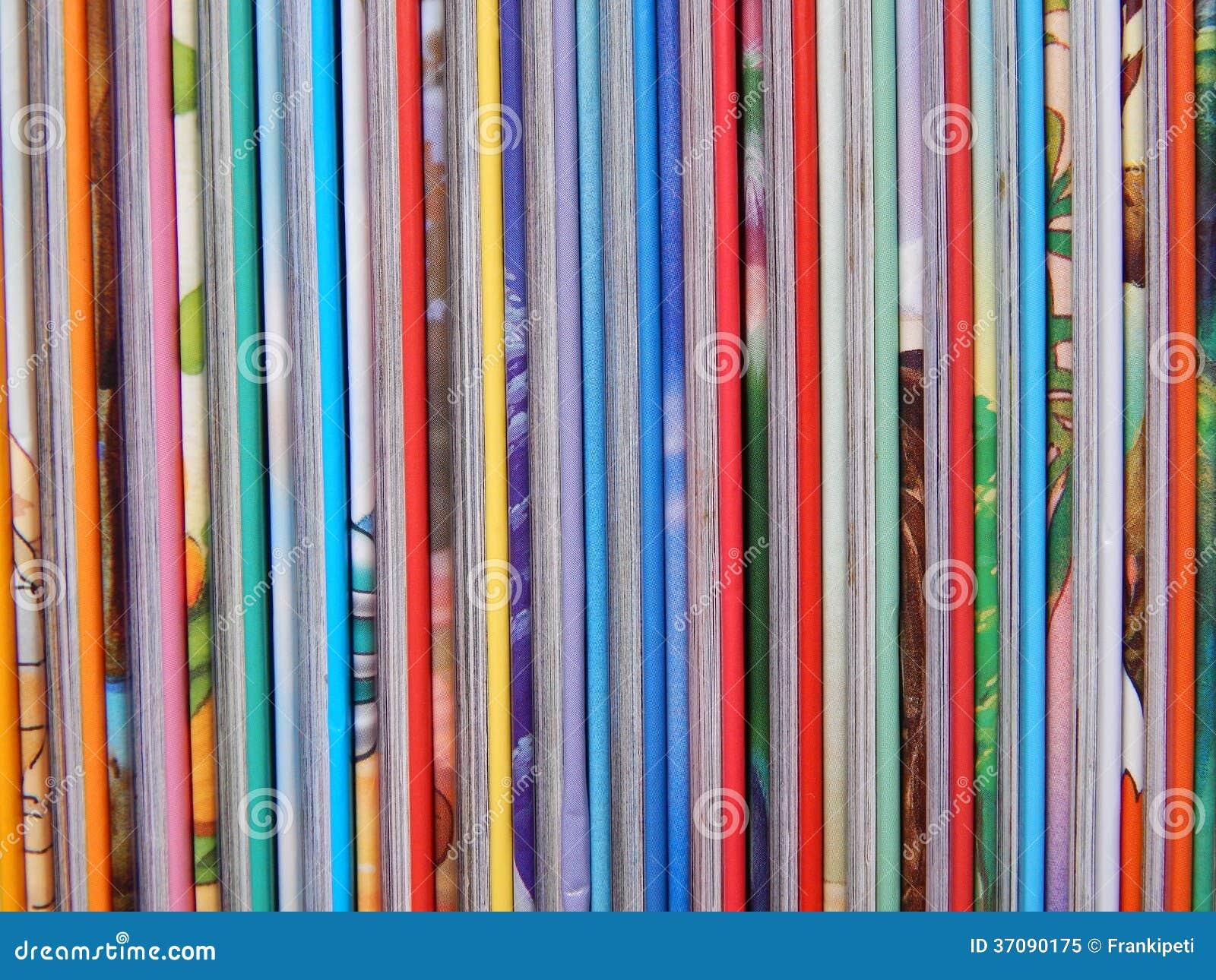 Download Kolorowe książki obraz stock. Obraz złożonej z błękitny - 37090175