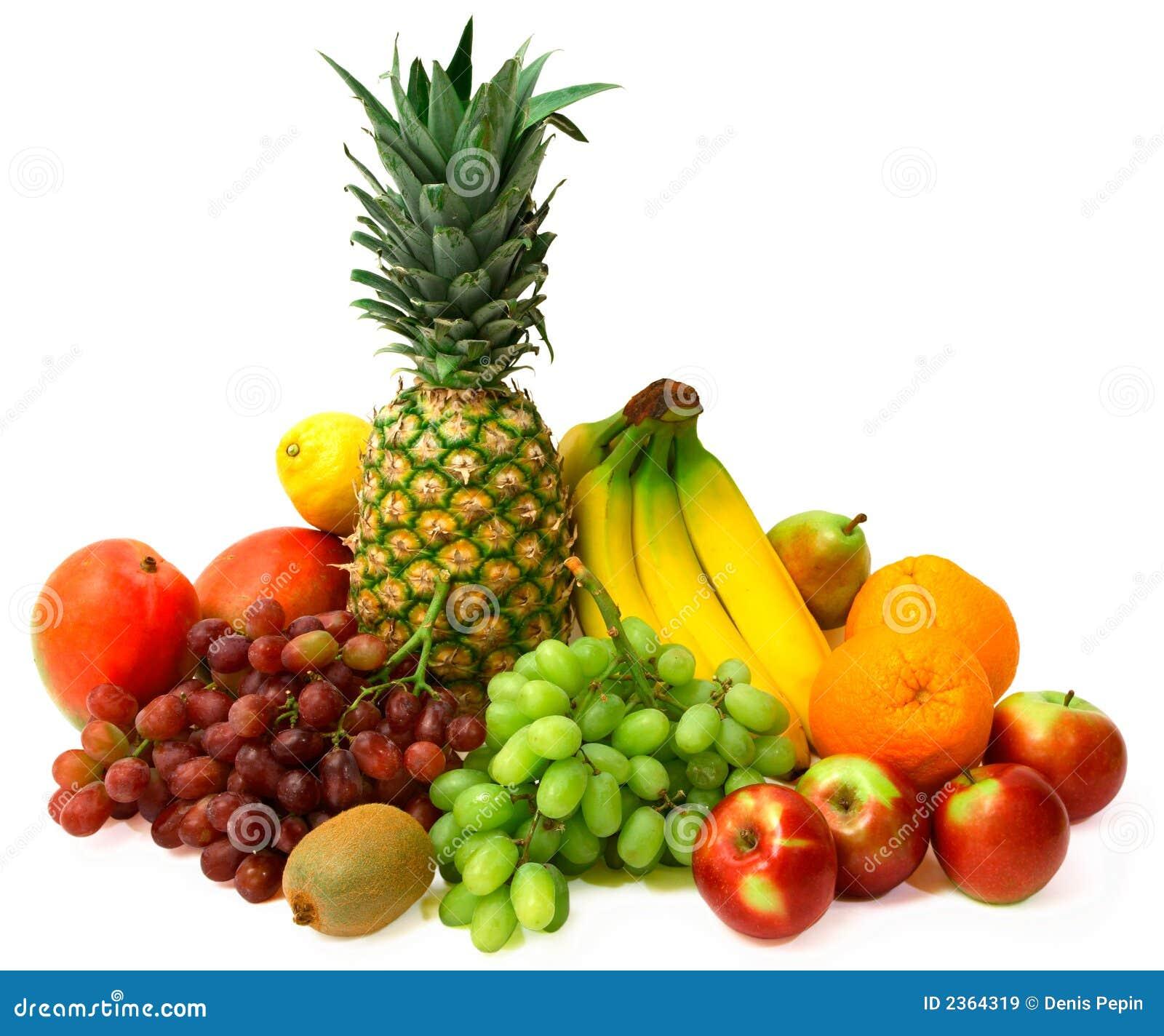 Kolorowe owoców