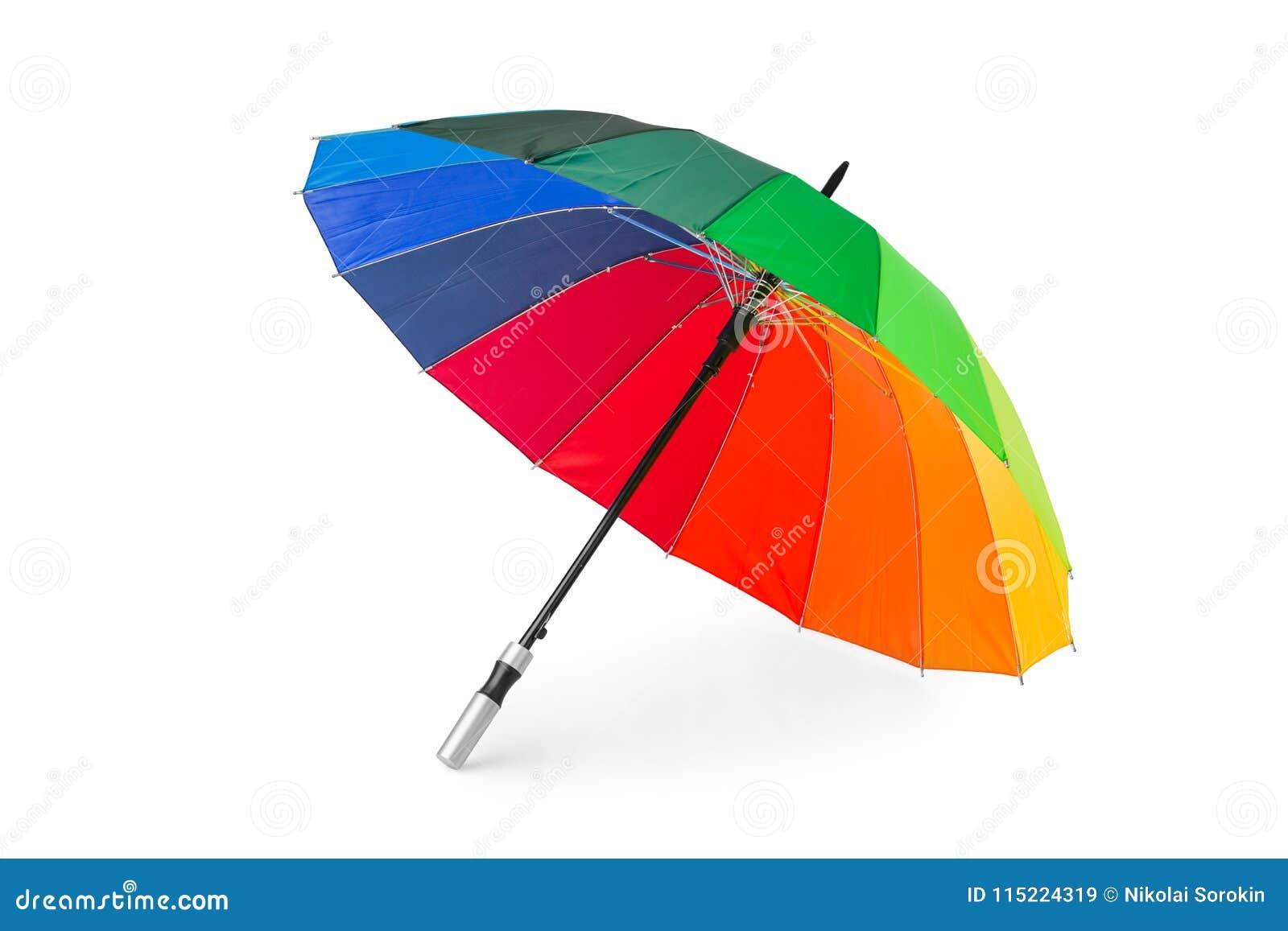 Kolorowe parasolkę
