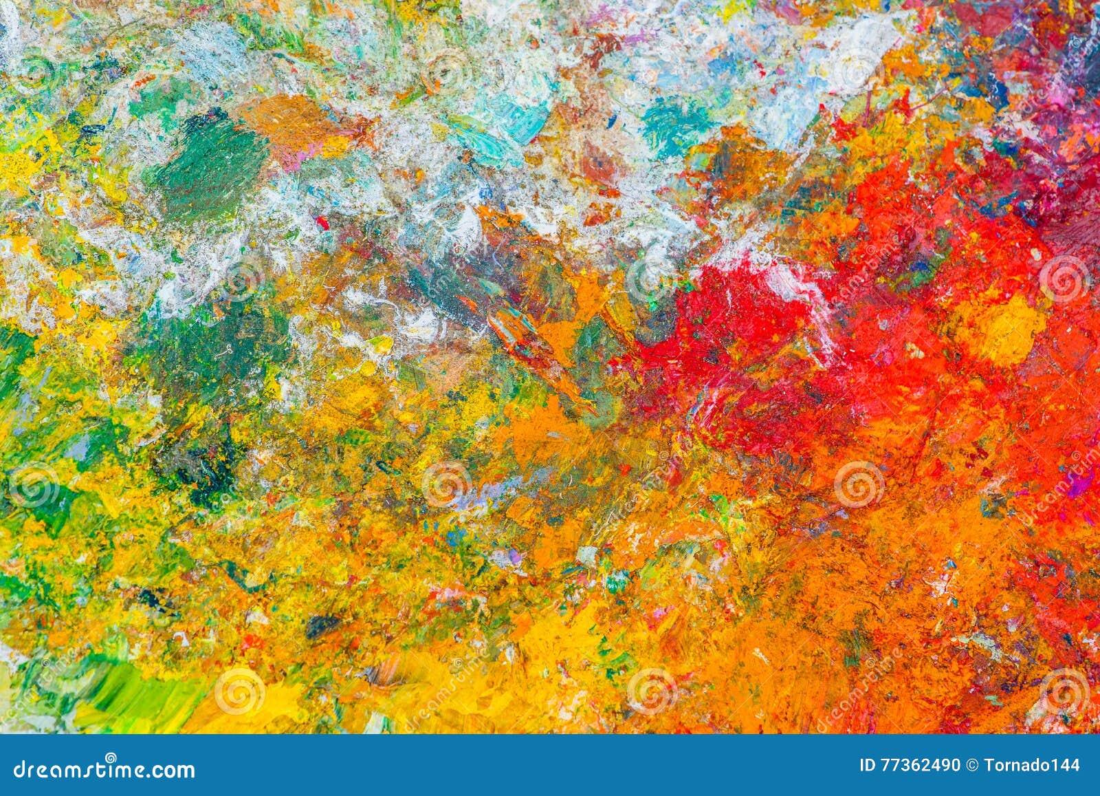 Kolorowe wzór abstrakcyjne