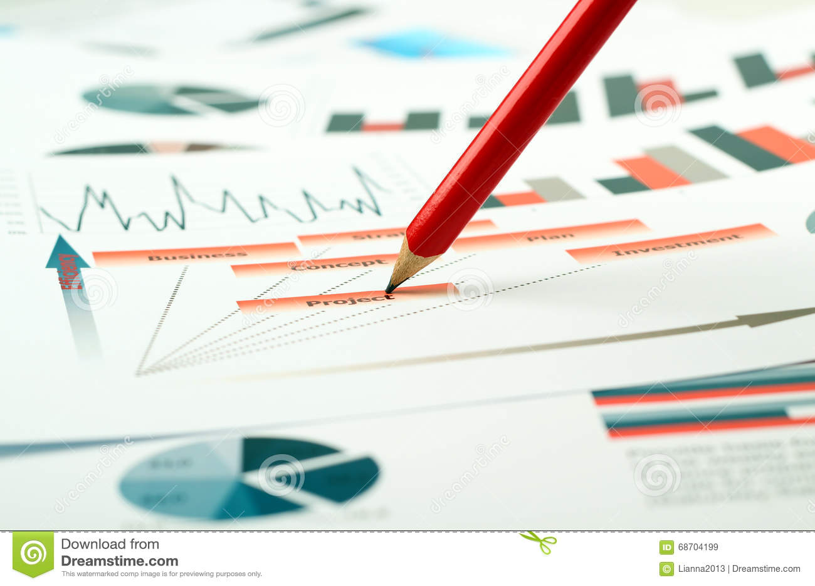 Kolorowi wykresy, mapy, marketingowy badanie i biznesu sprawozdania rocznego tło, zarządzanie projekt, budżeta planowanie, pienię