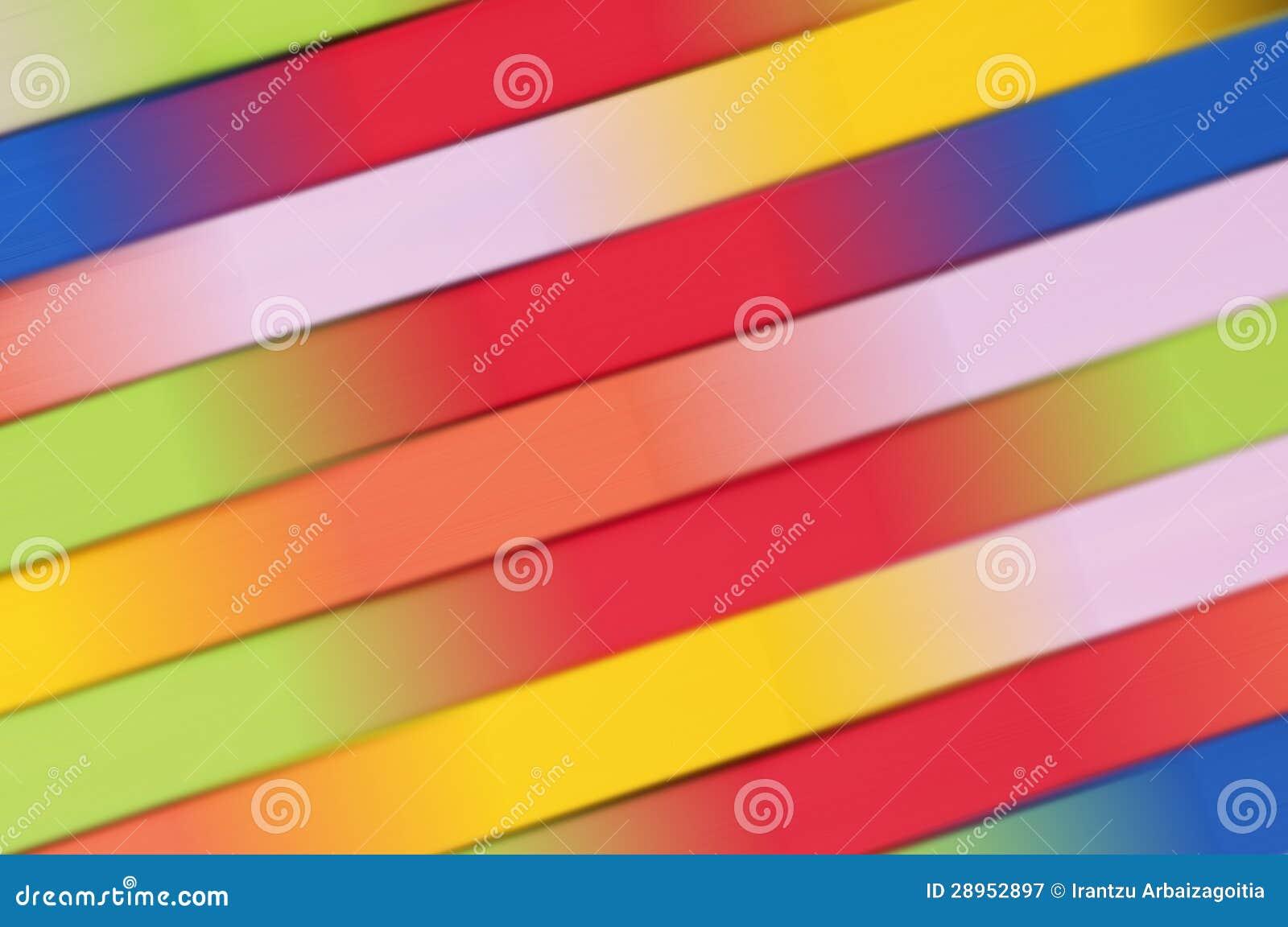 Kolorowy abstrakcjonistyczny tło w zieleni, kolor żółty, menchiach, błękicie, pomarańcze i czerwieni,