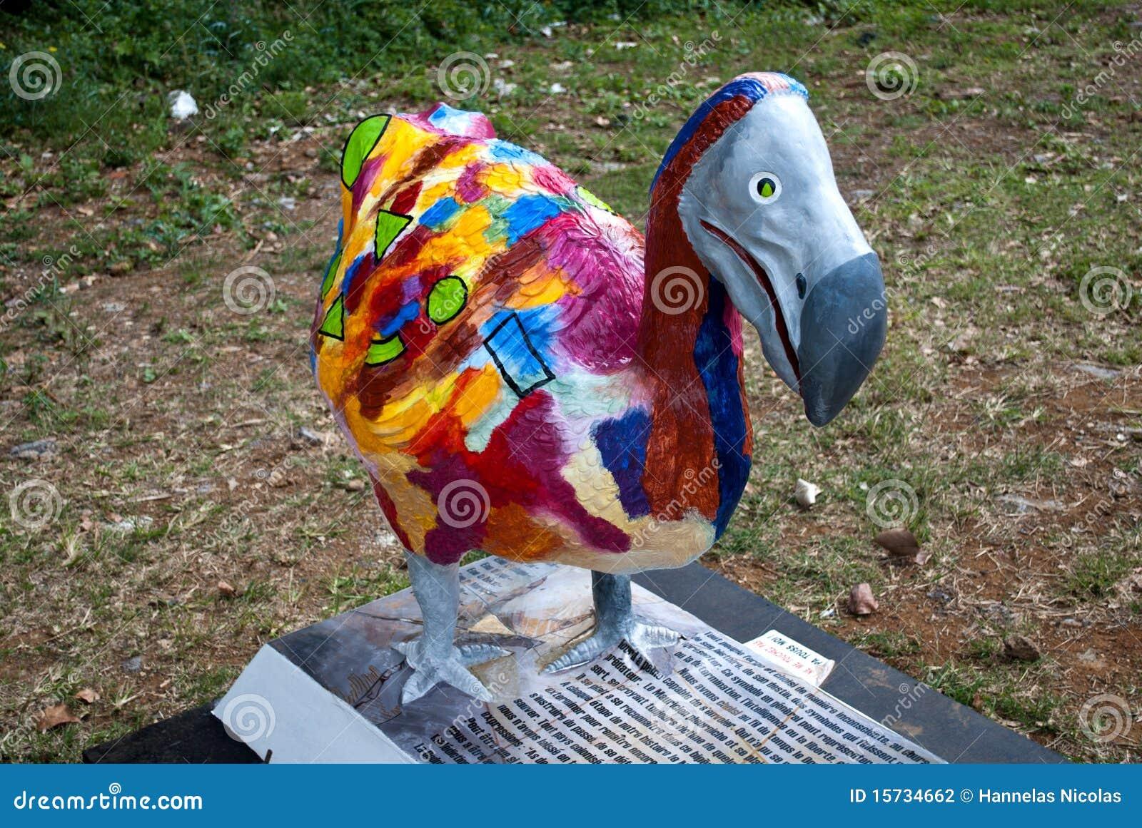Kolorowy dodo