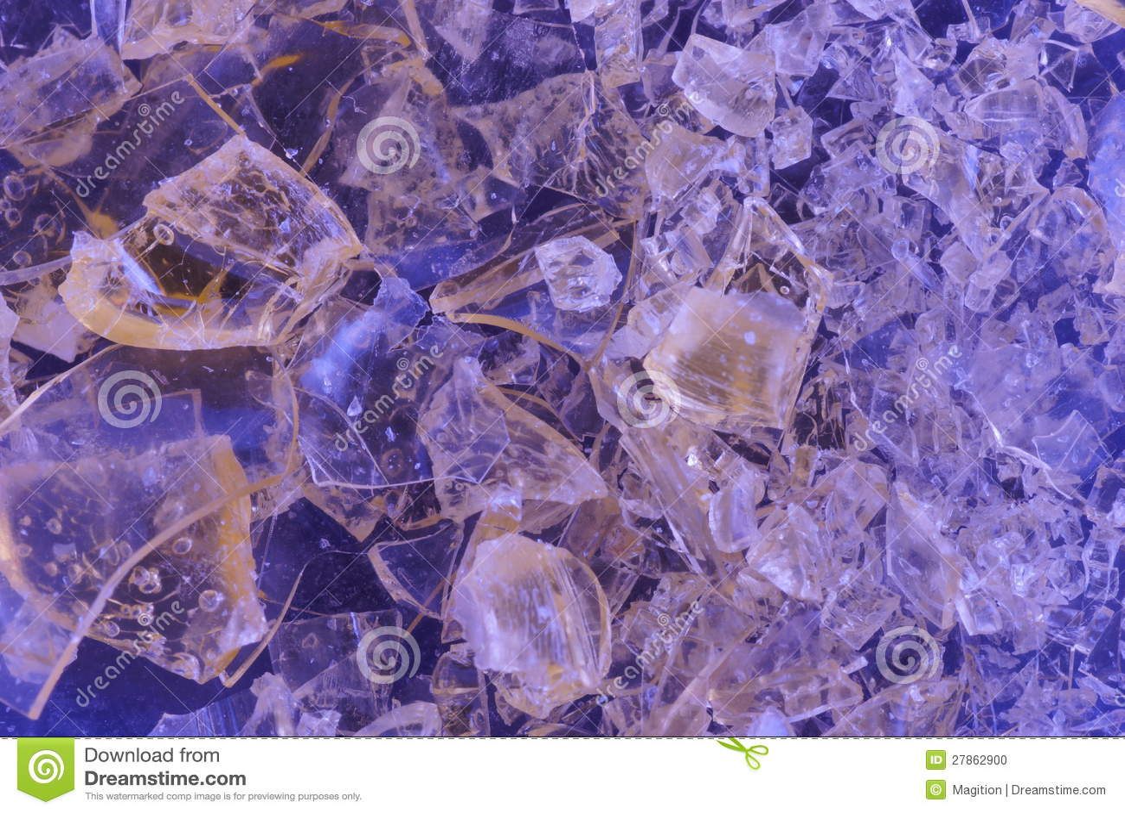 Kolorowy krystaliczny bachground