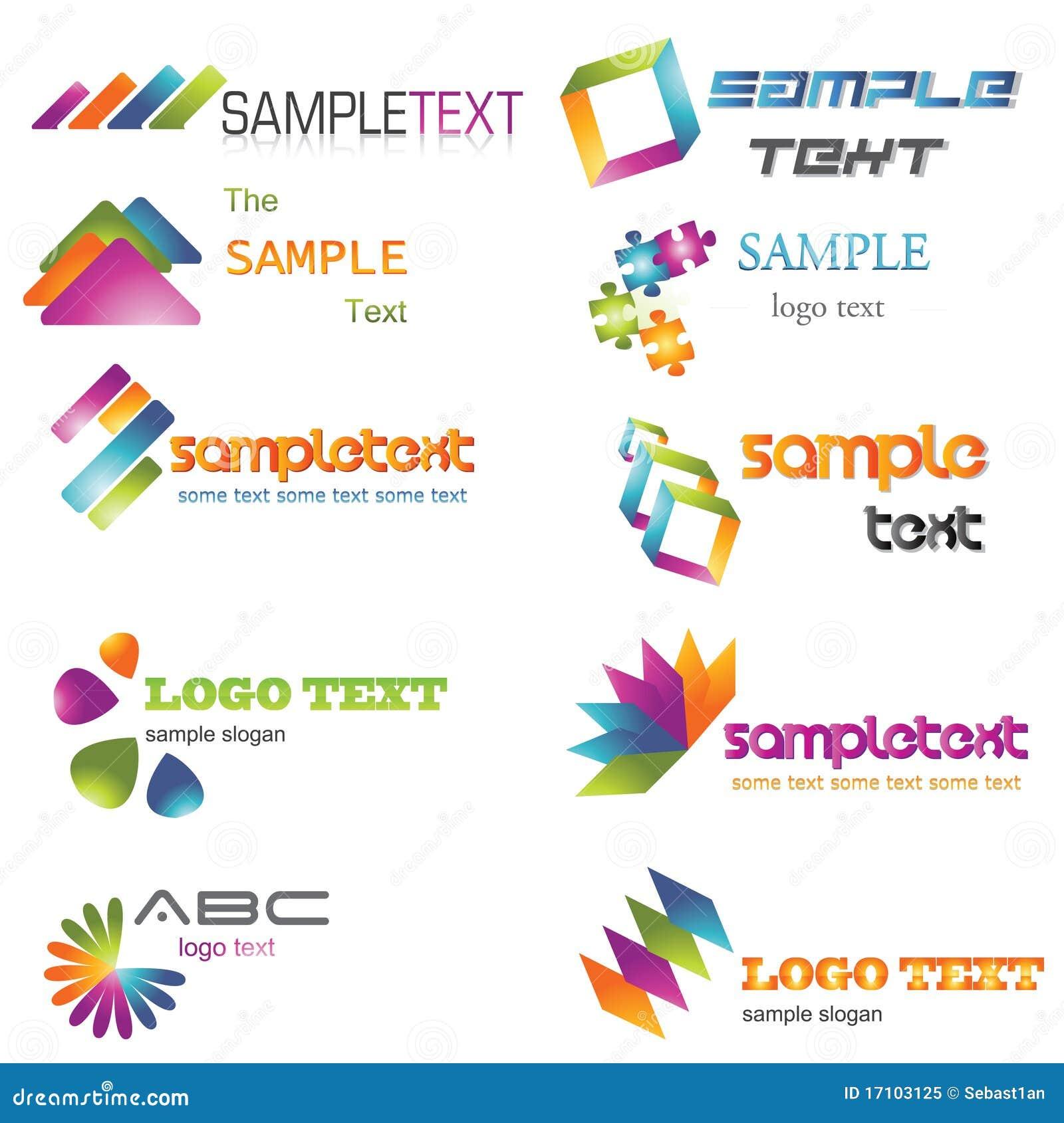 Kolorowy logo