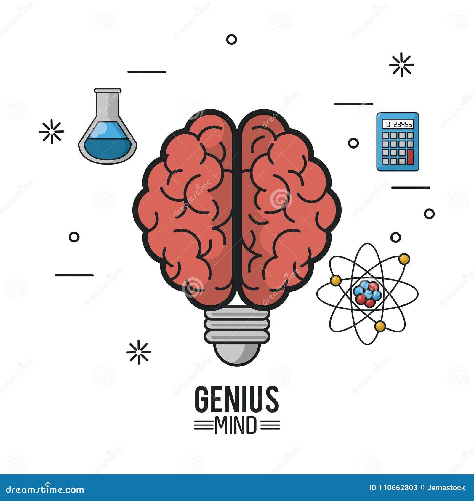 Genialny mózg