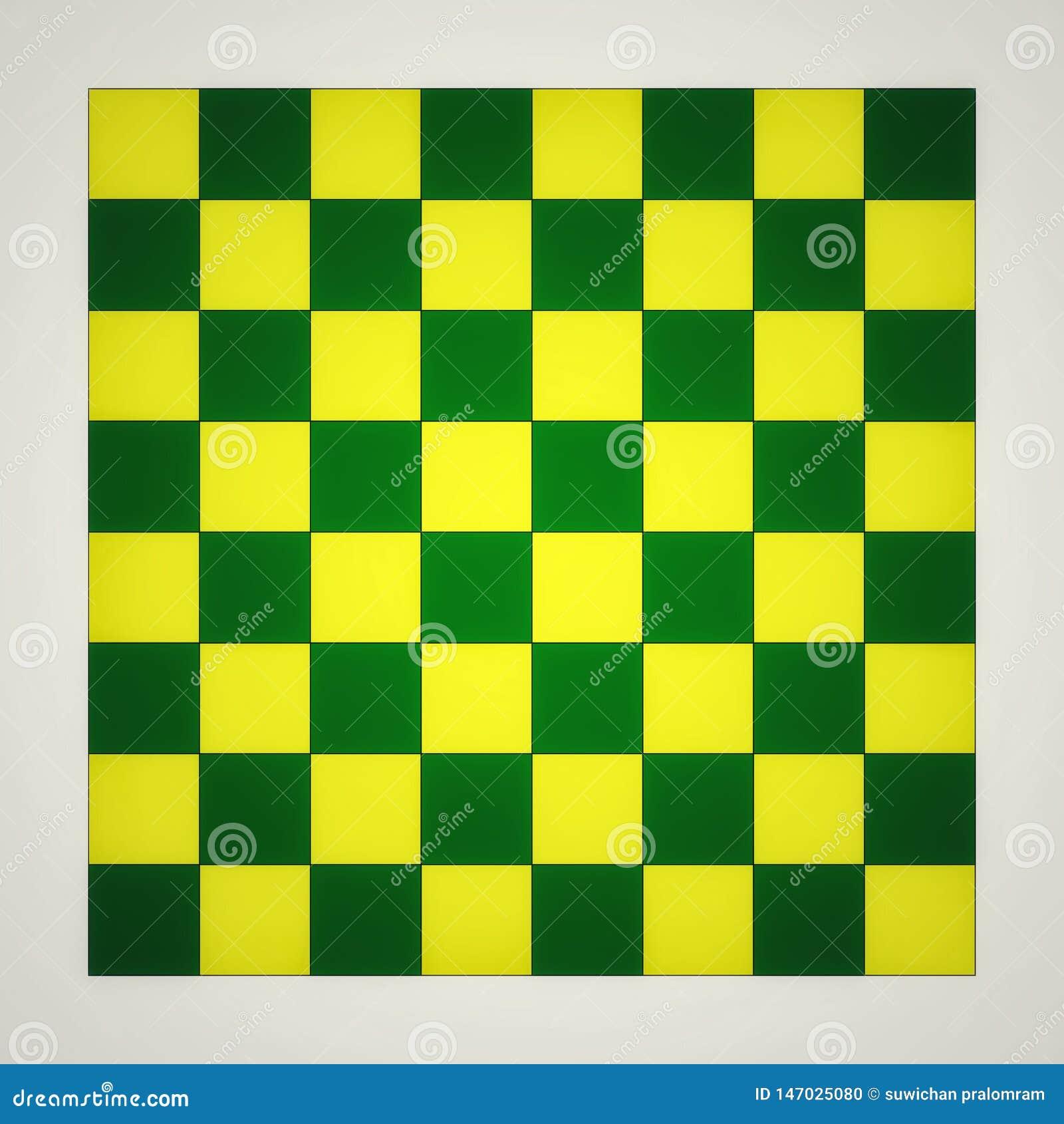 Kolorowy szachy st??
