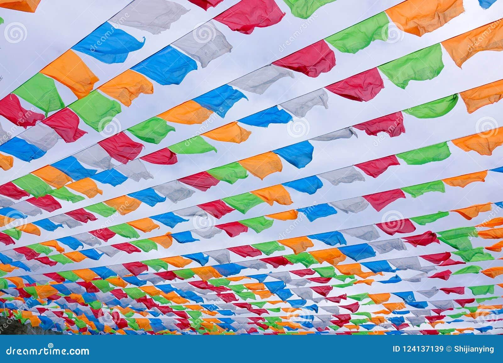 Kolorowych flag