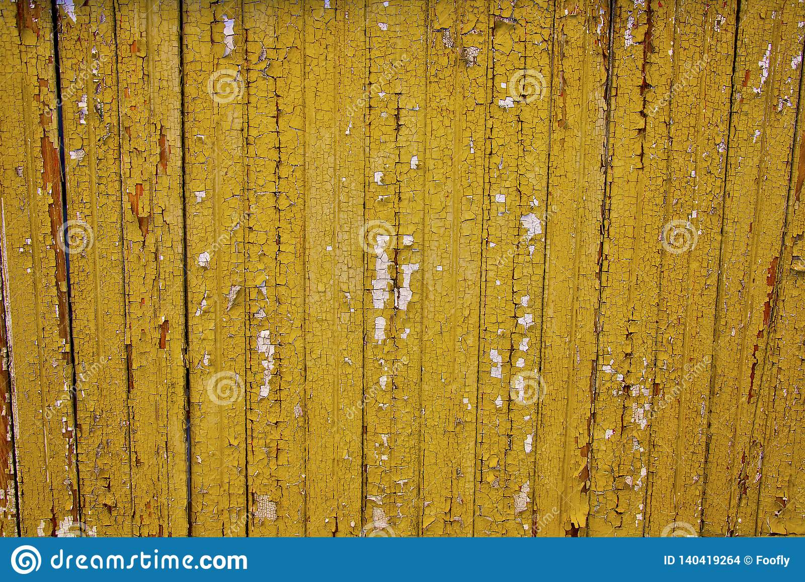Koloru żółtego Odłupany drewno