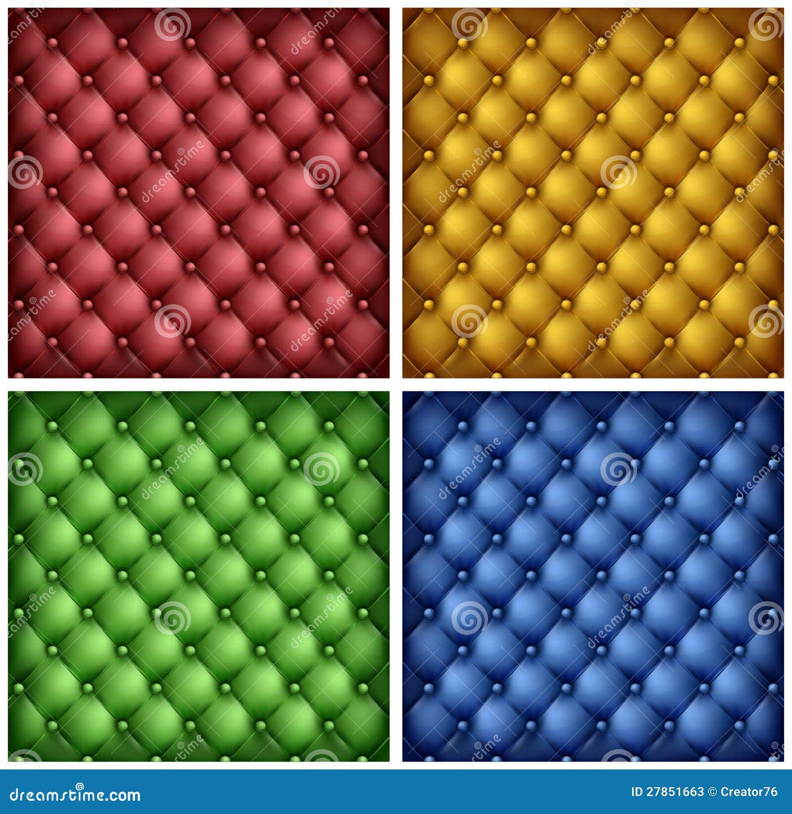 Koloru rzemienny tapicerowania tło