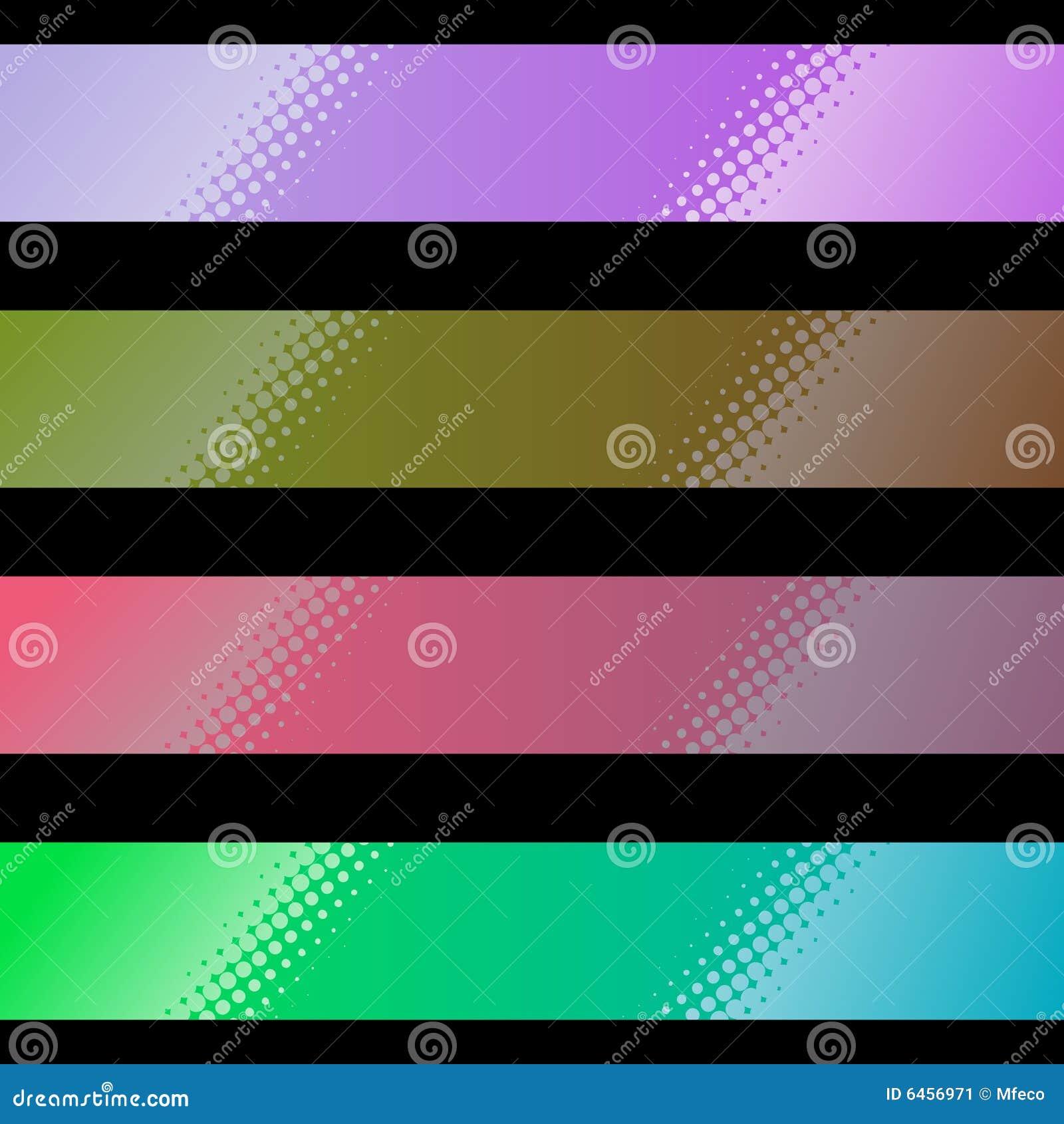 Kolory w półtonach karty