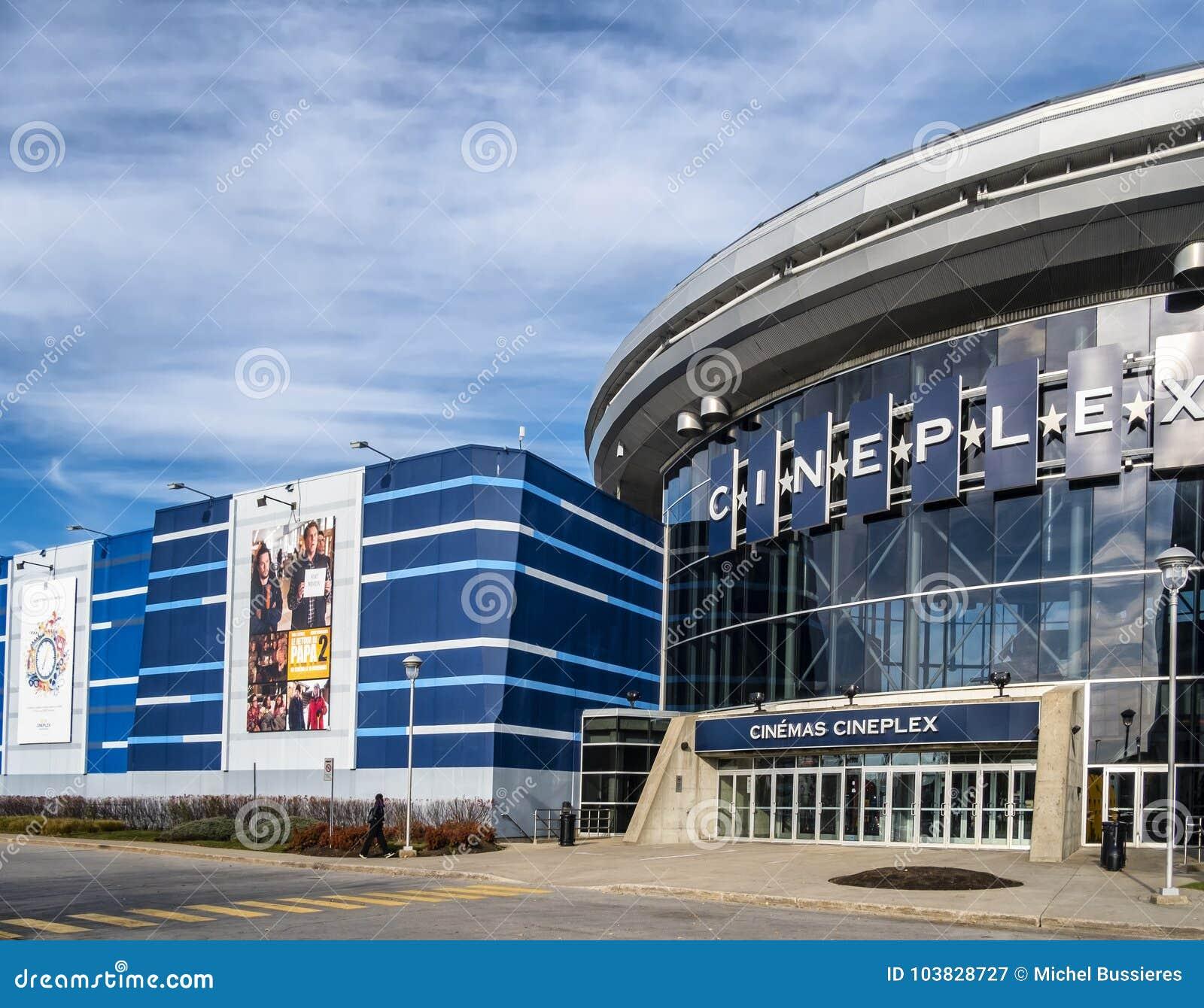Koloss Laval Movie Theater