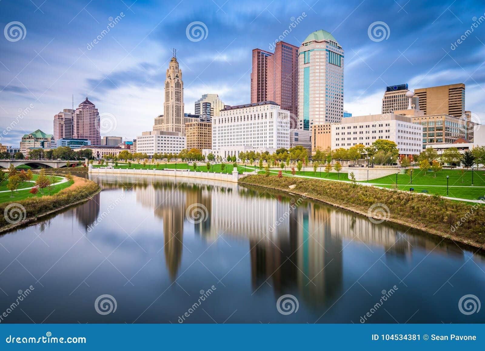 Kolumb, Ohio, usa