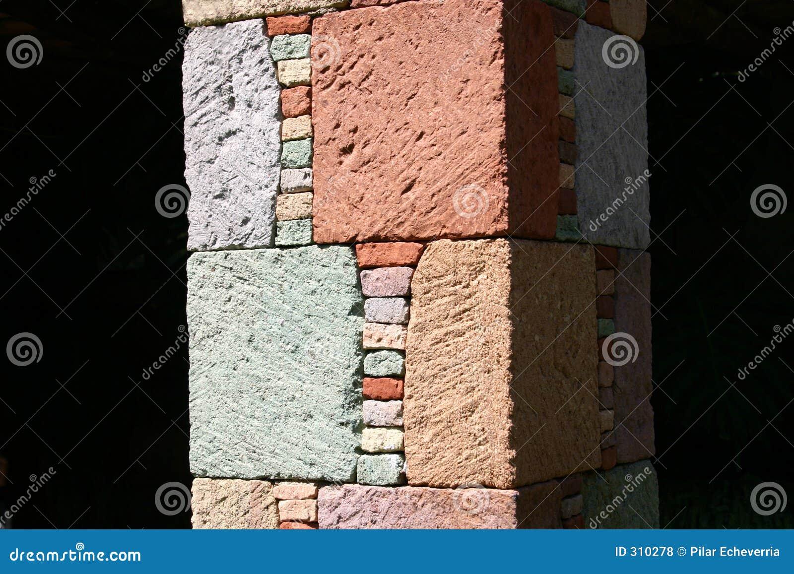 Kolumna kamień