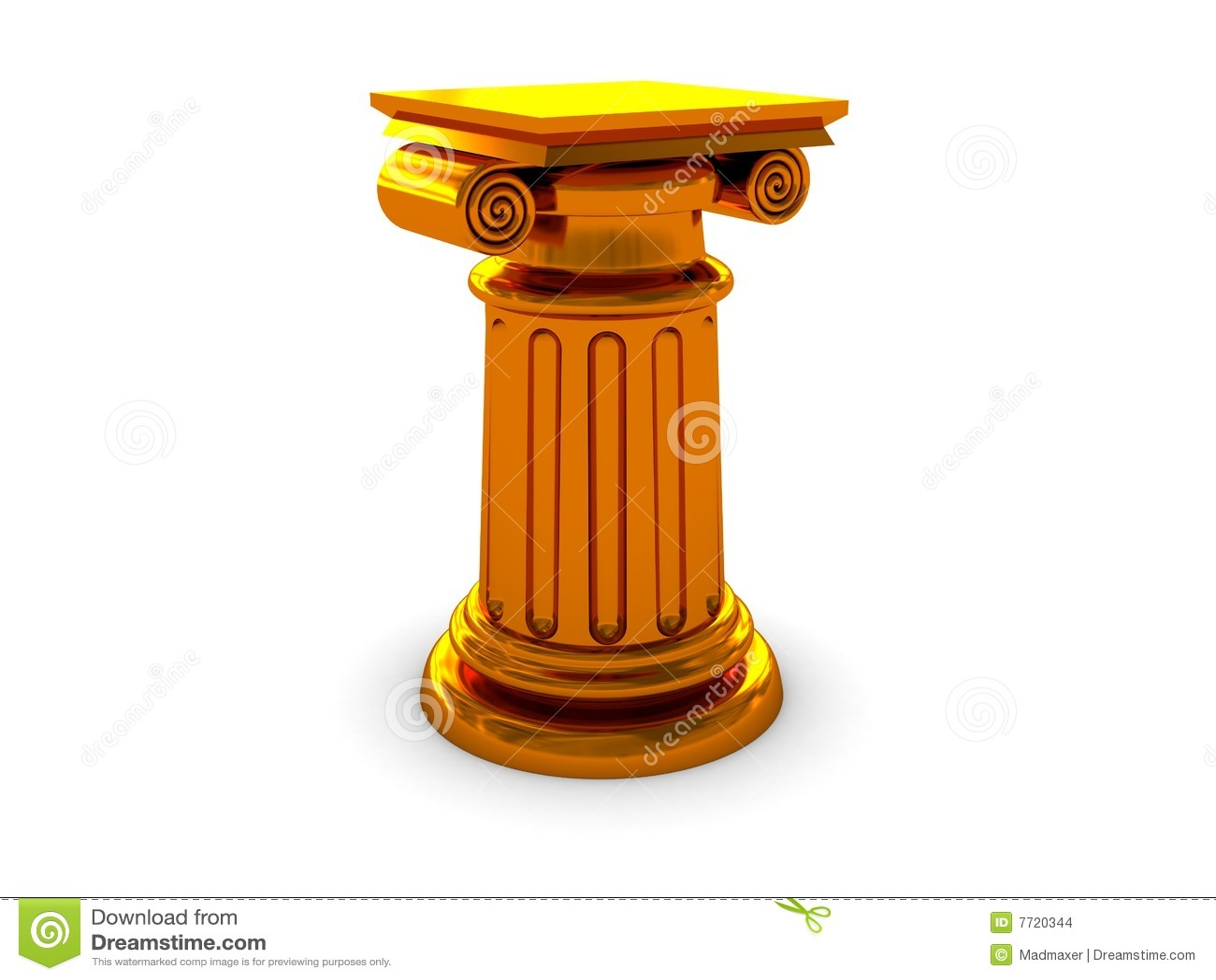 Kolumna złota