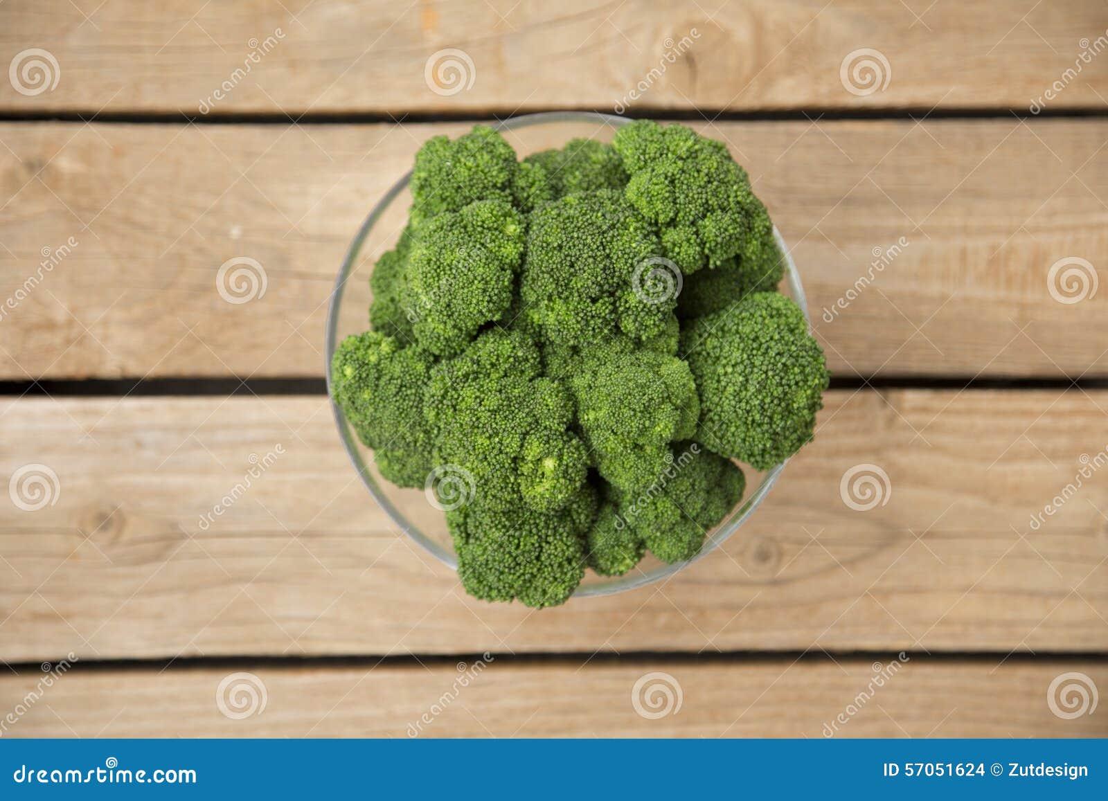 Kom Broccoli