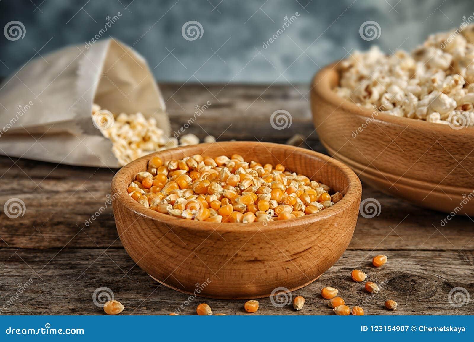 Kom met pitten en popcorn