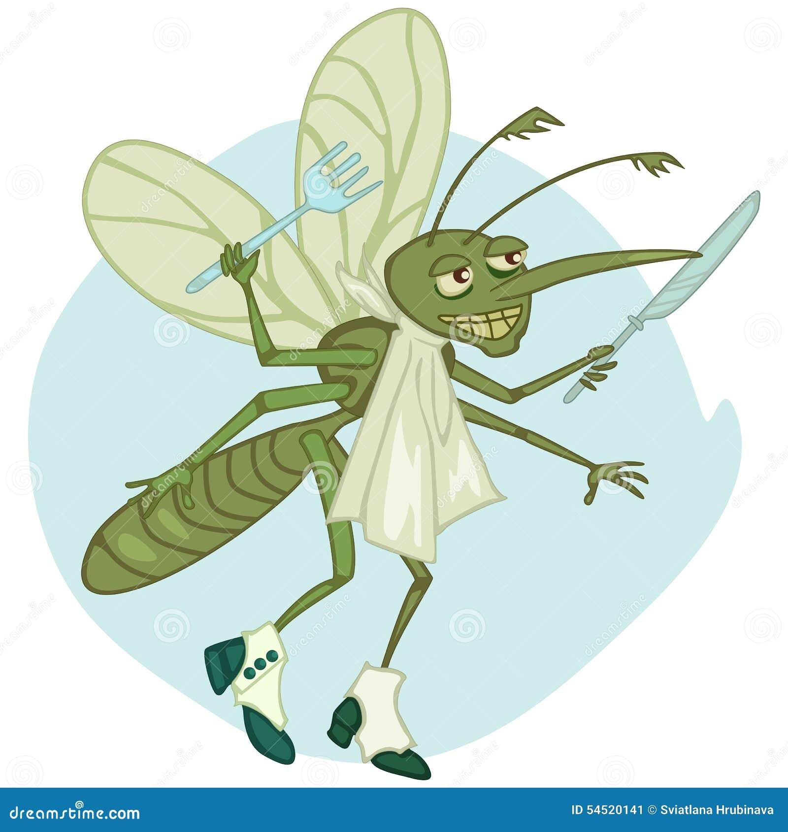Komar smakosz