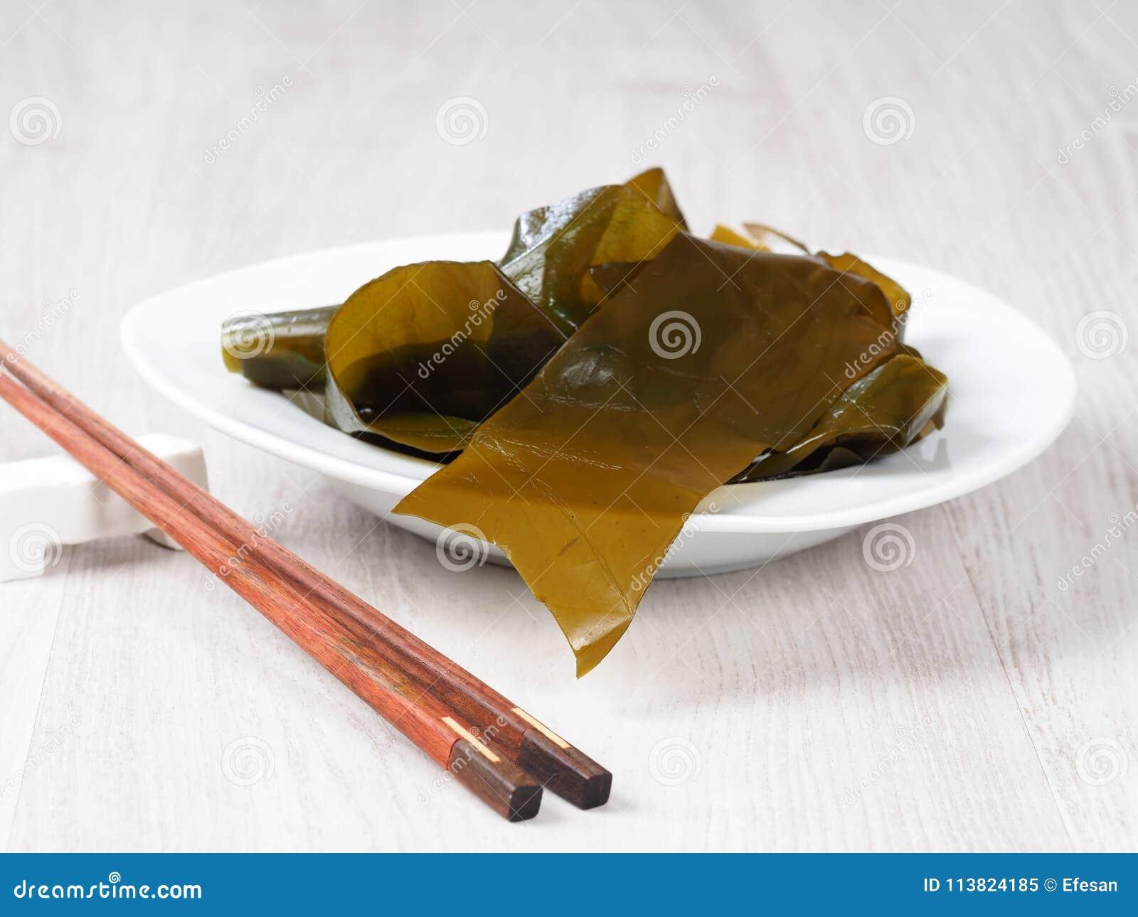 Algas kelp or spirulina better