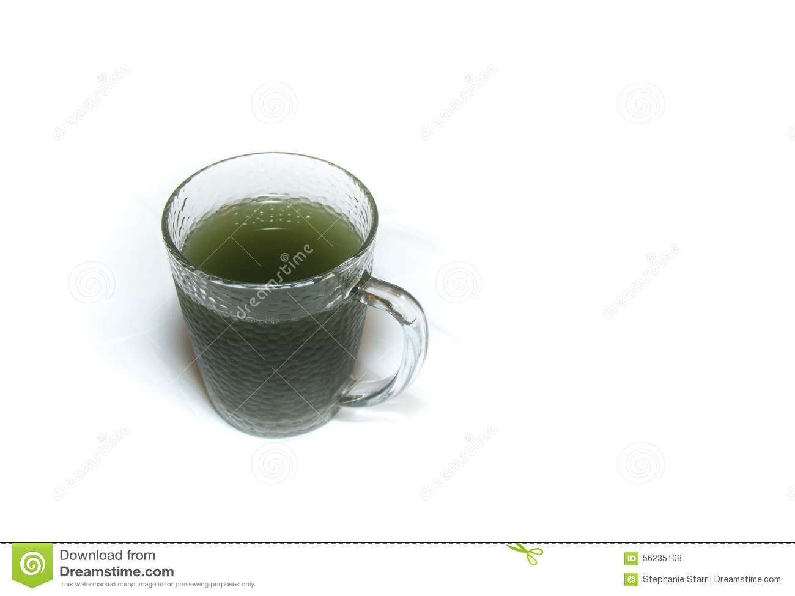 Green Drink Spirulina