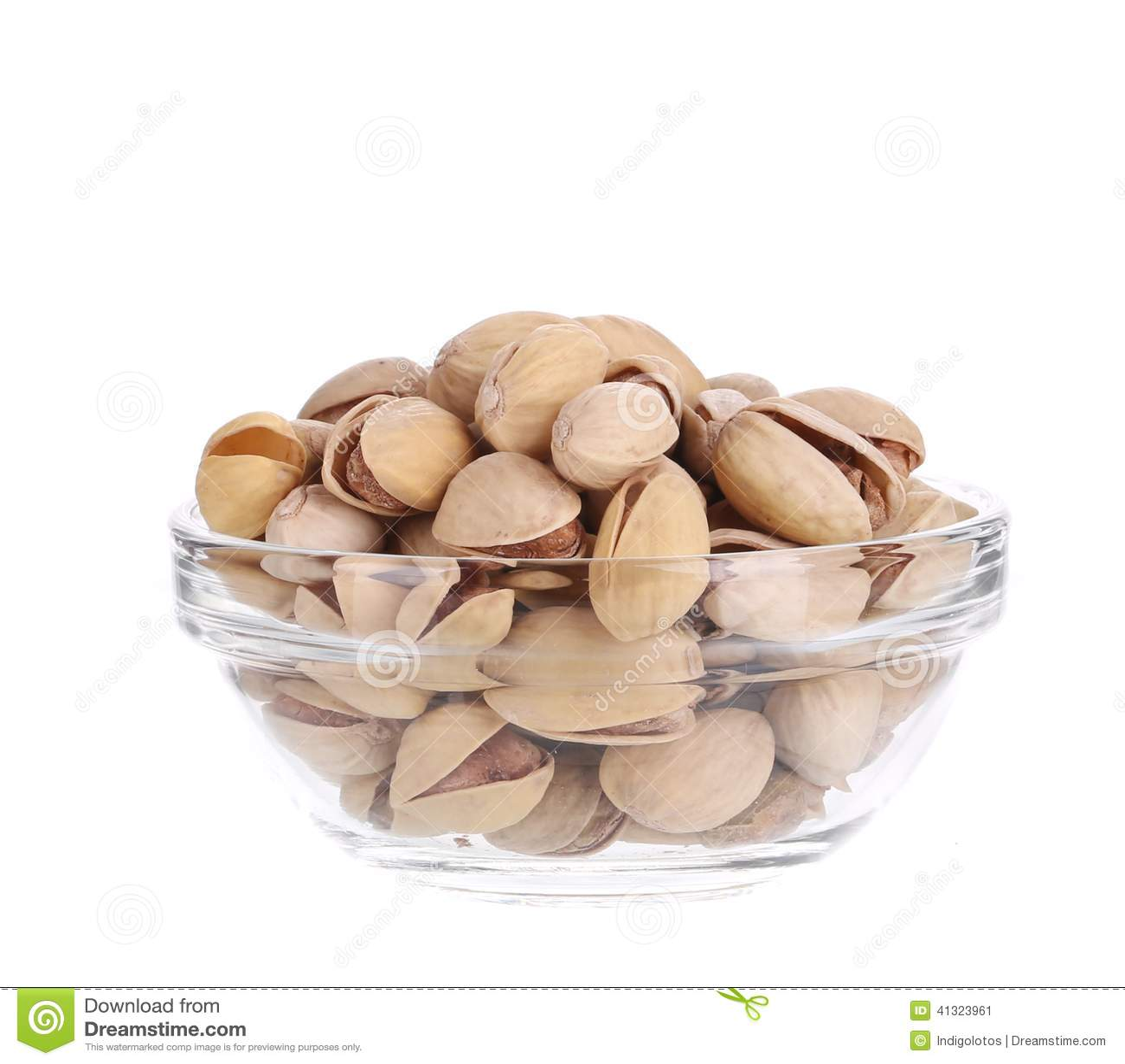 Komhoogtepunt met pistaches