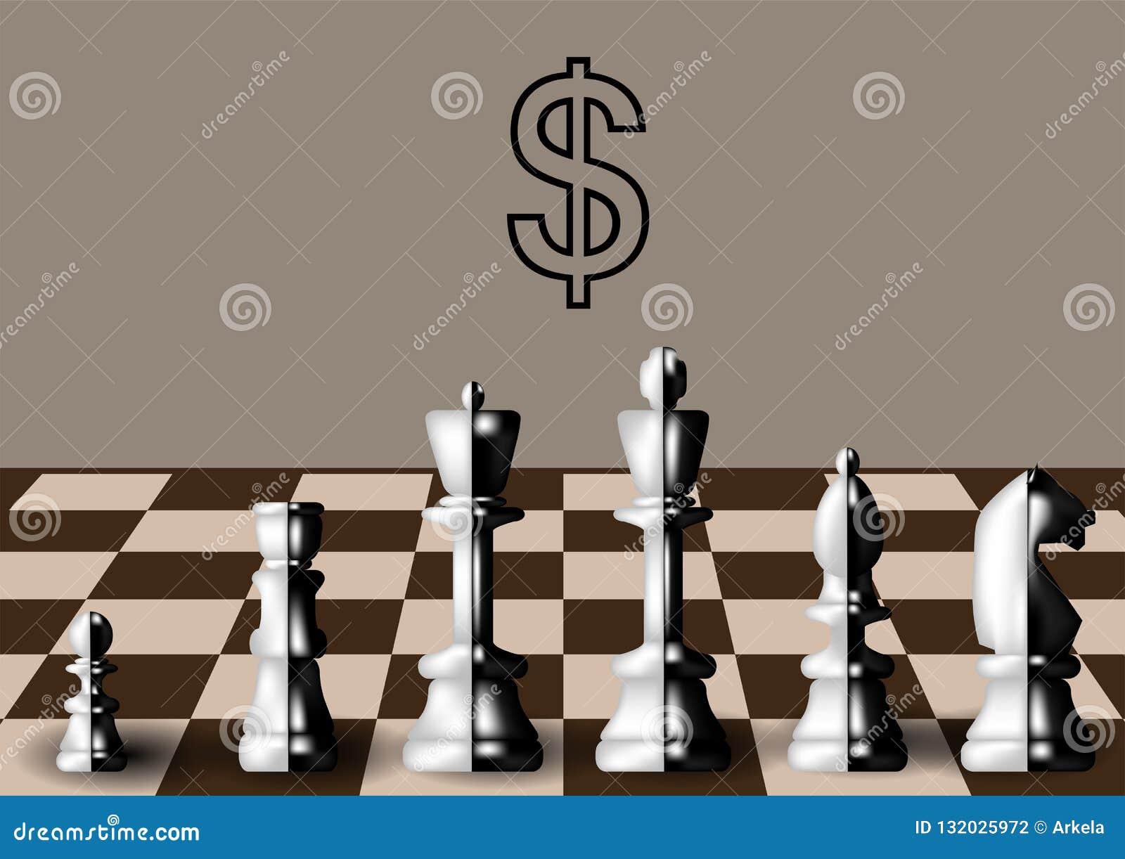 Kommersiellt schack