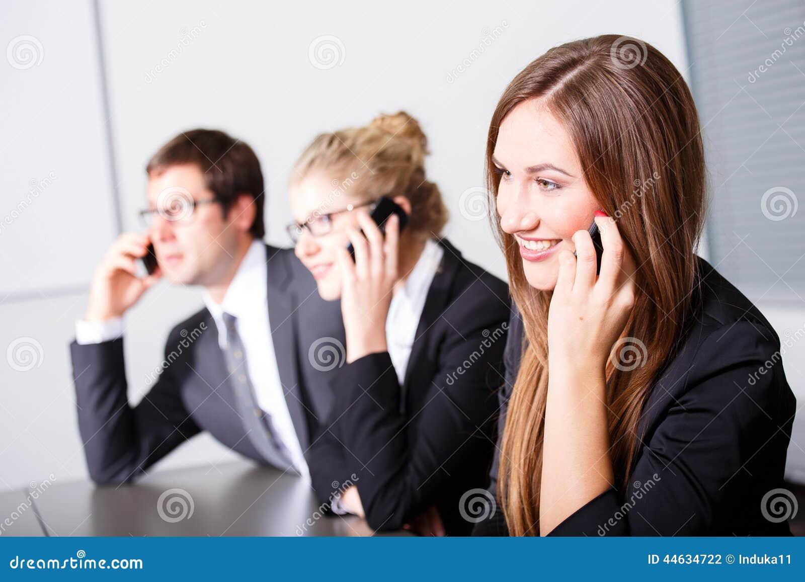 Kommunikationer i affär