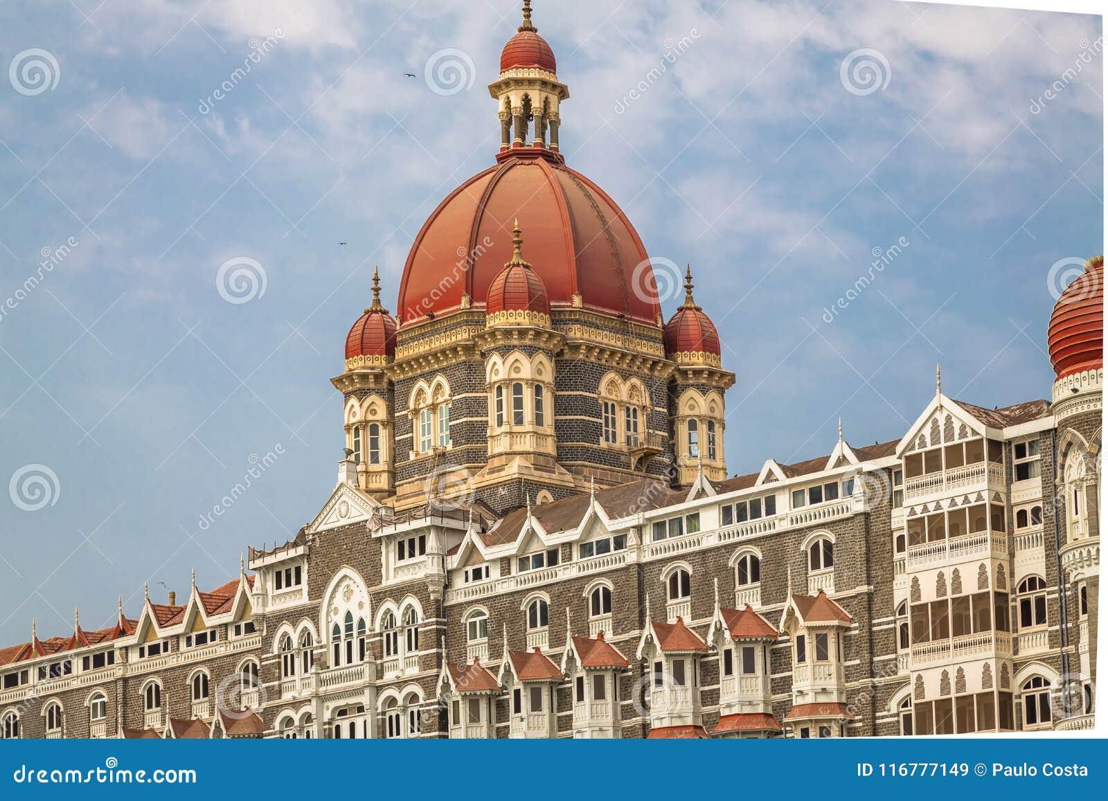 Kommunikationsrechner von Indien in Mumbai
