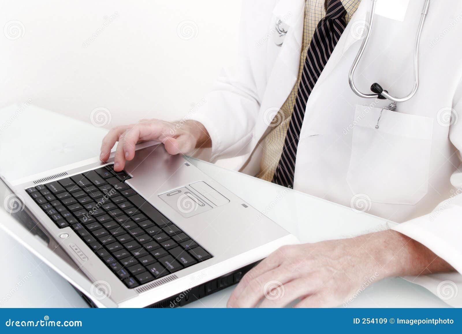 Komputer, doktorze