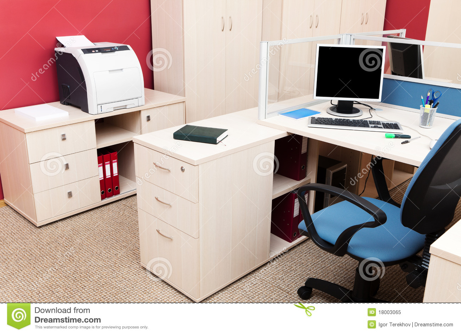 Komputer drukarka