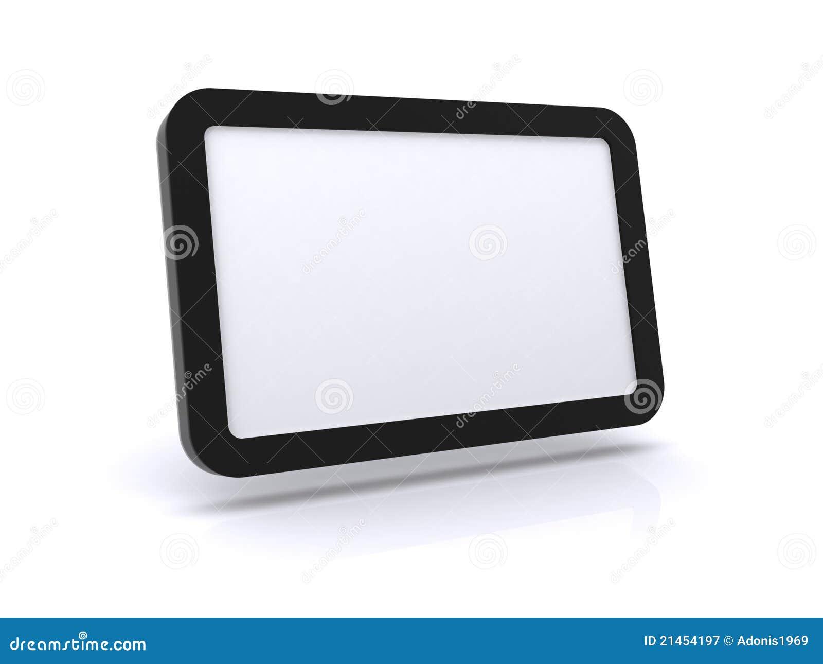 Komputer osobisty ilustracyjna pastylka