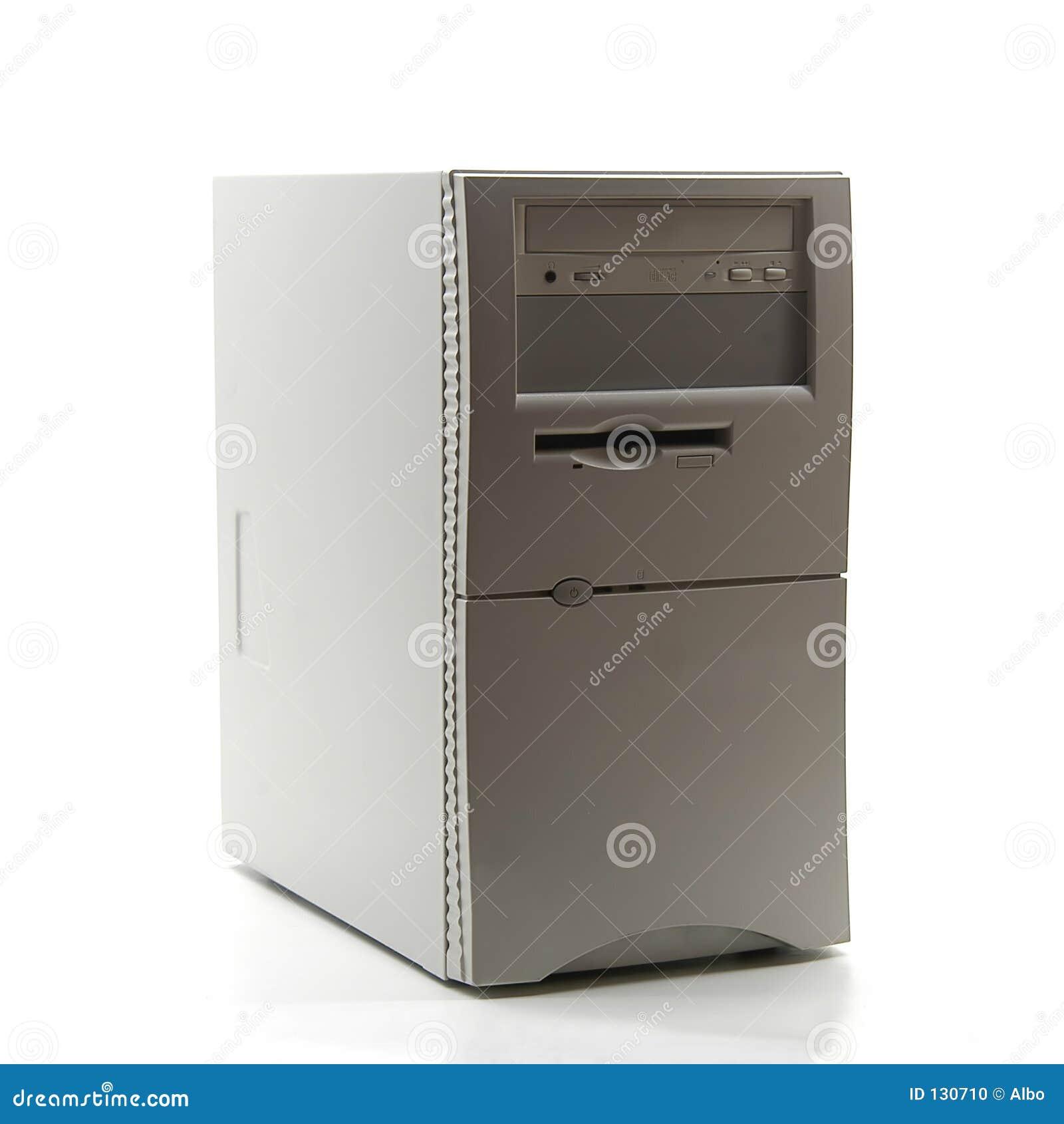 Komputer osobisty mini tower
