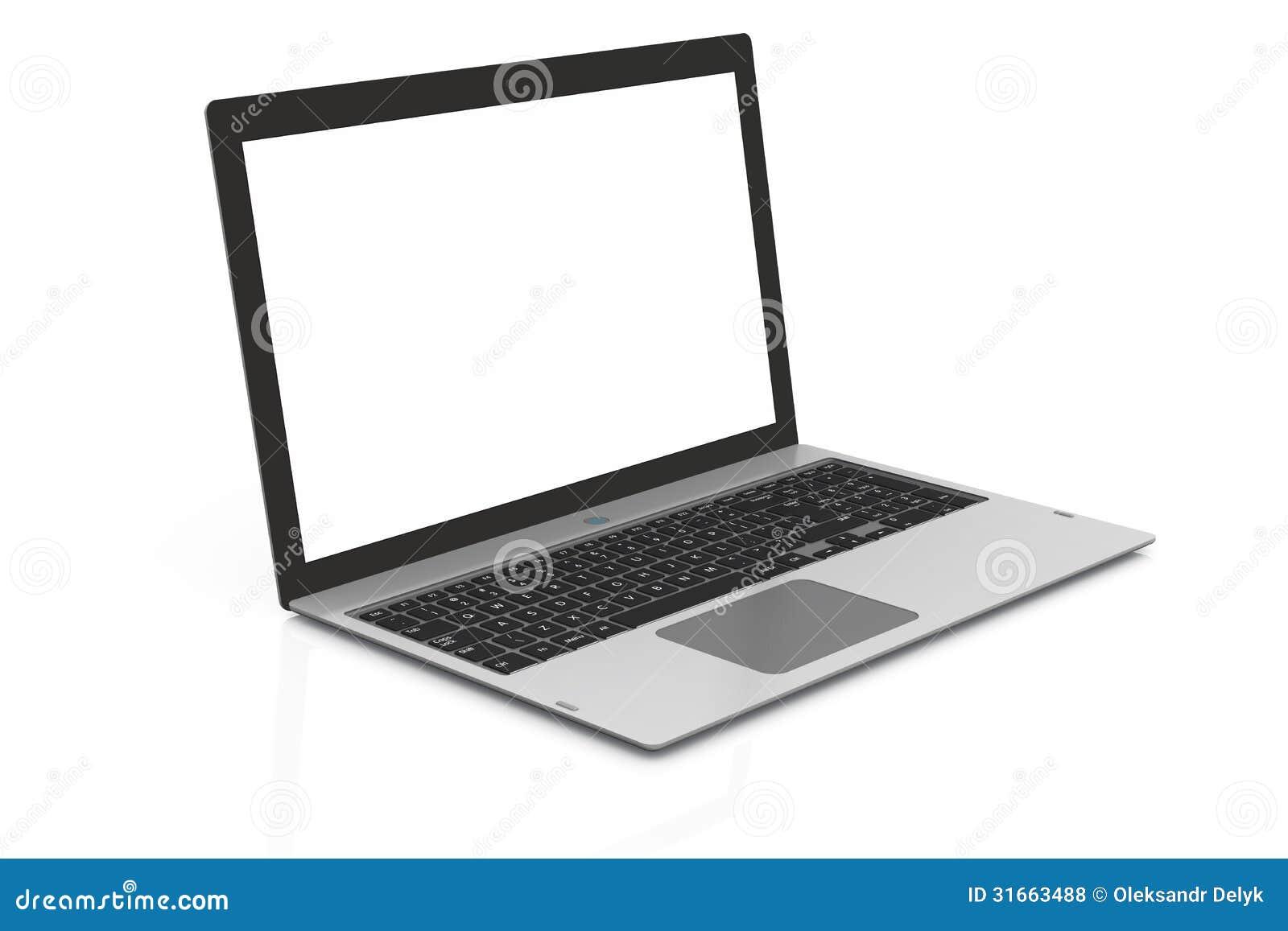 Komputerowa ruchliwość. Biały pokaz