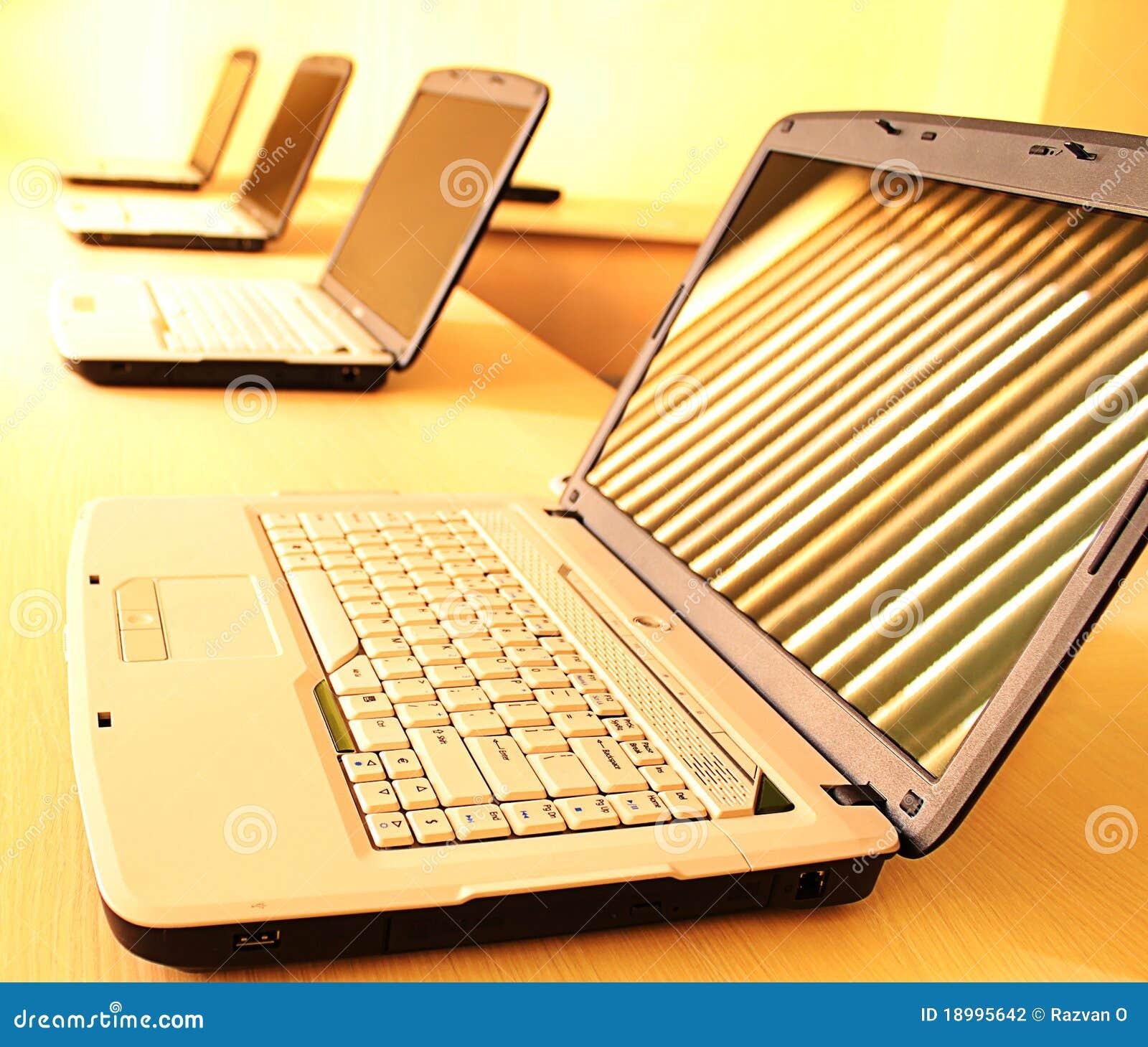 Komputerowego pokoju szkolenie