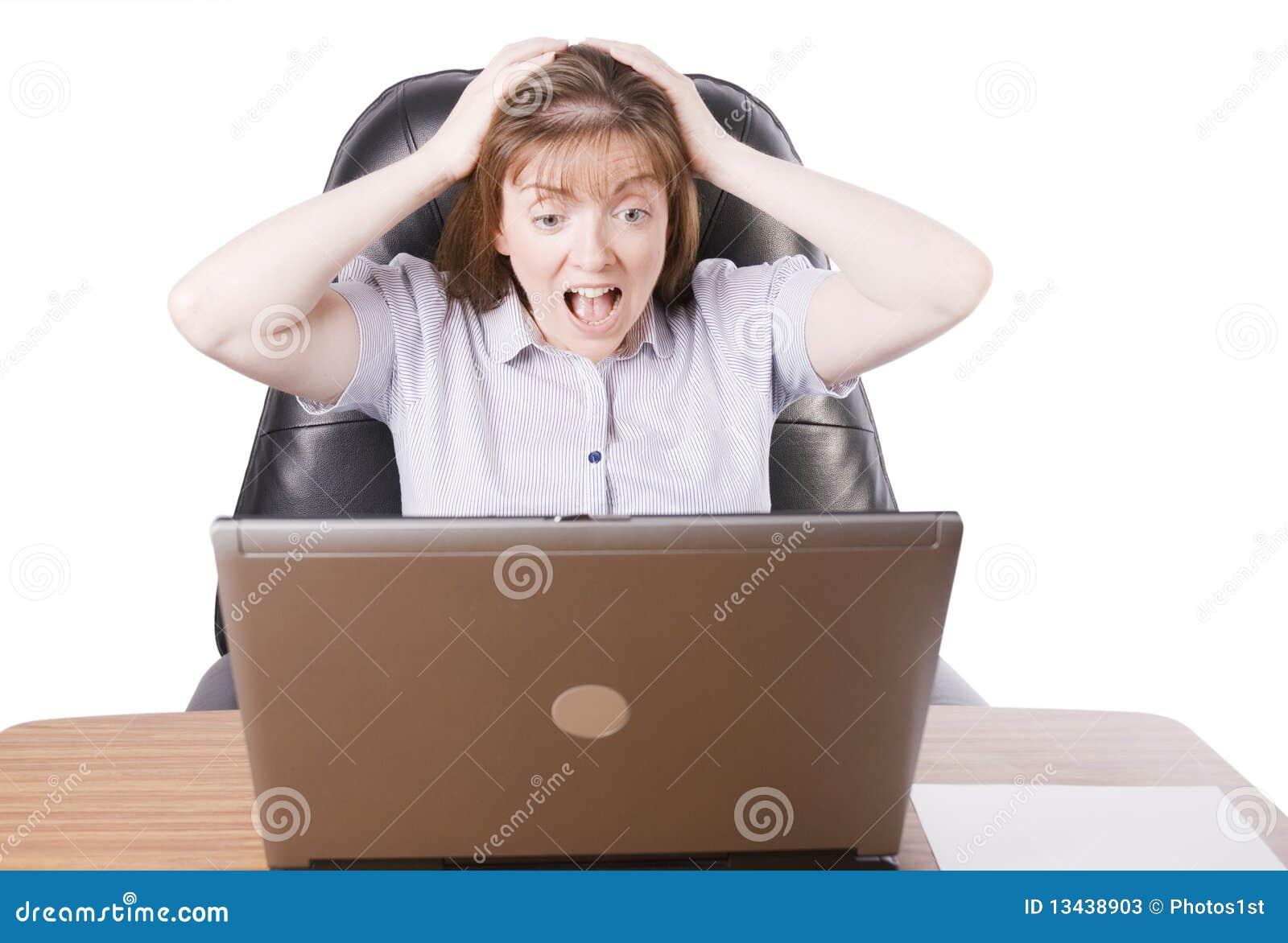 Komputerowy trzask