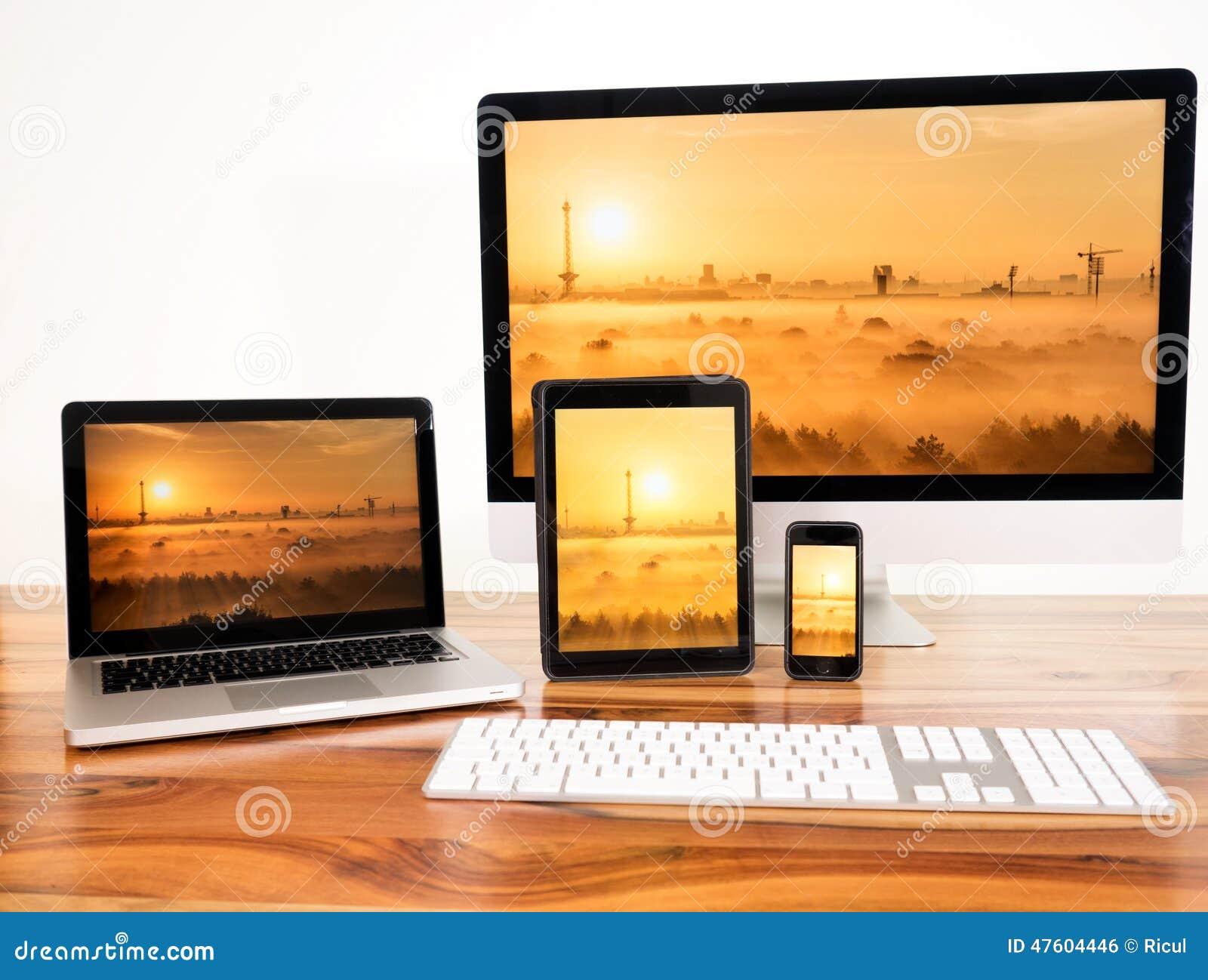 Komputery połączony w sieci