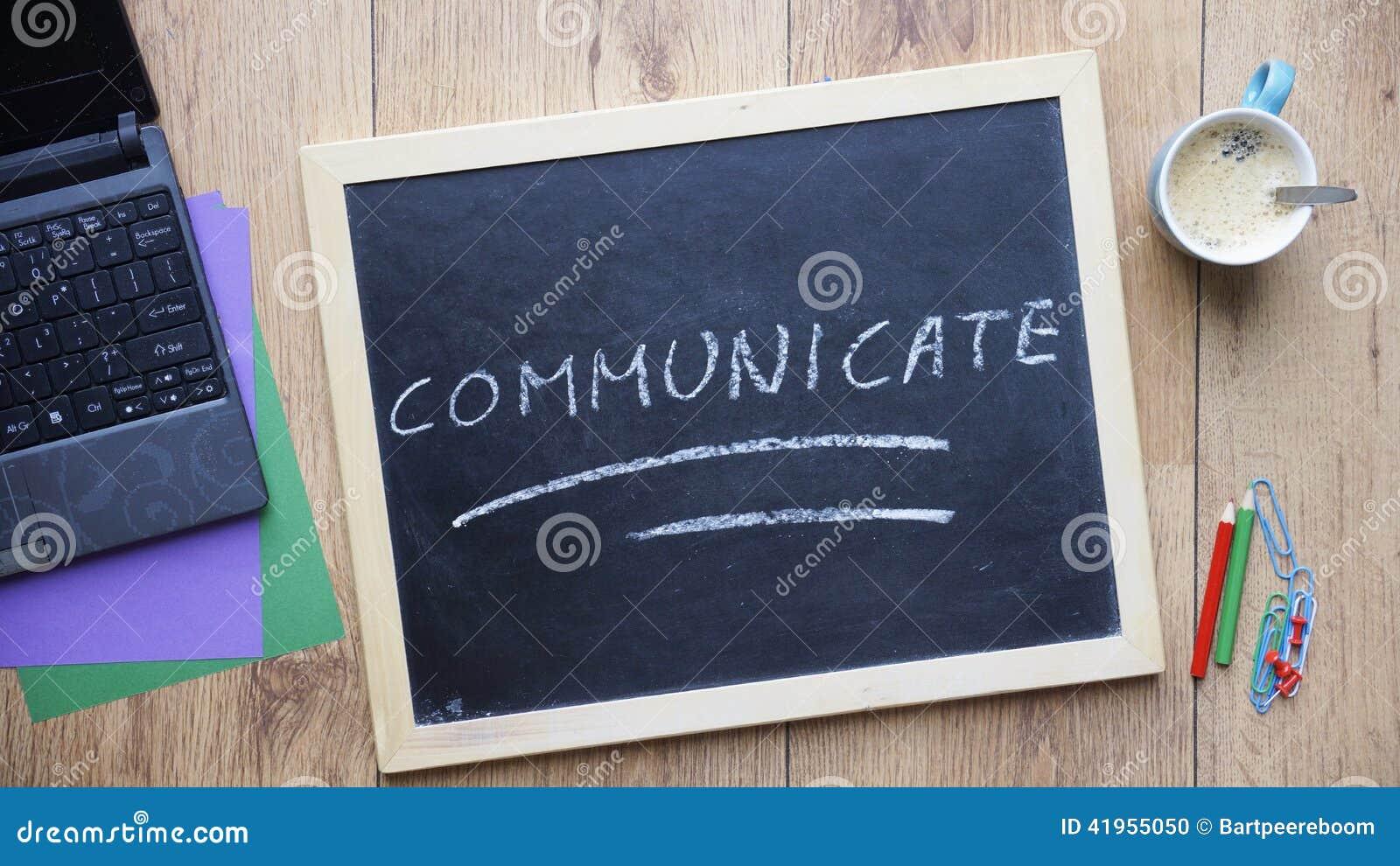 Komunikuję pisać
