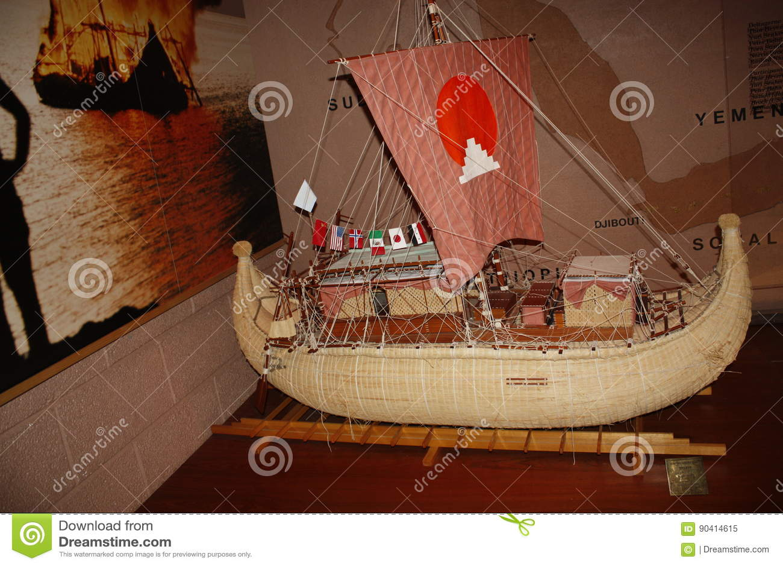 Kon-Tiki expedition museum