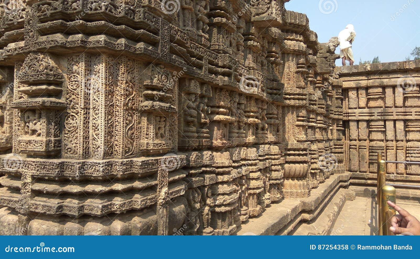 Konark Sun Temple - Architectural Beauty of India