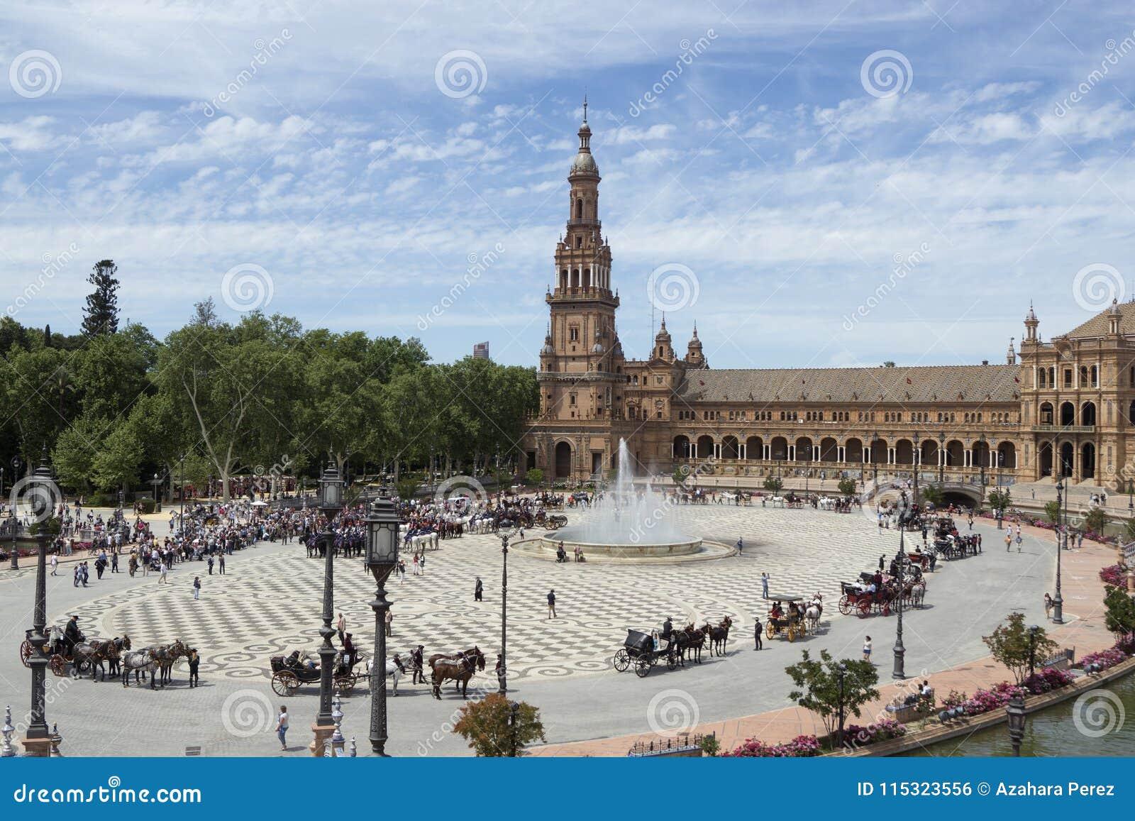 Koncentracja frachty w Seville