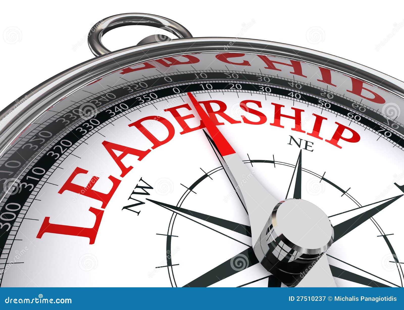 Konceptualny przywódctwo kompas