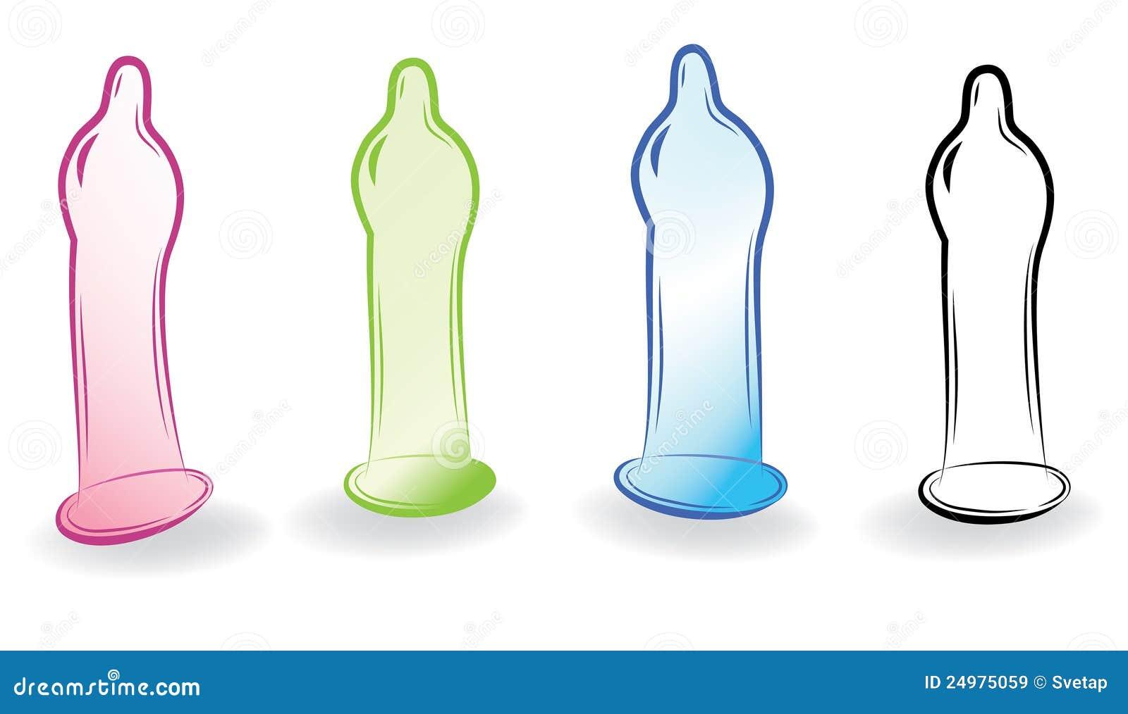 Kondomskizze
