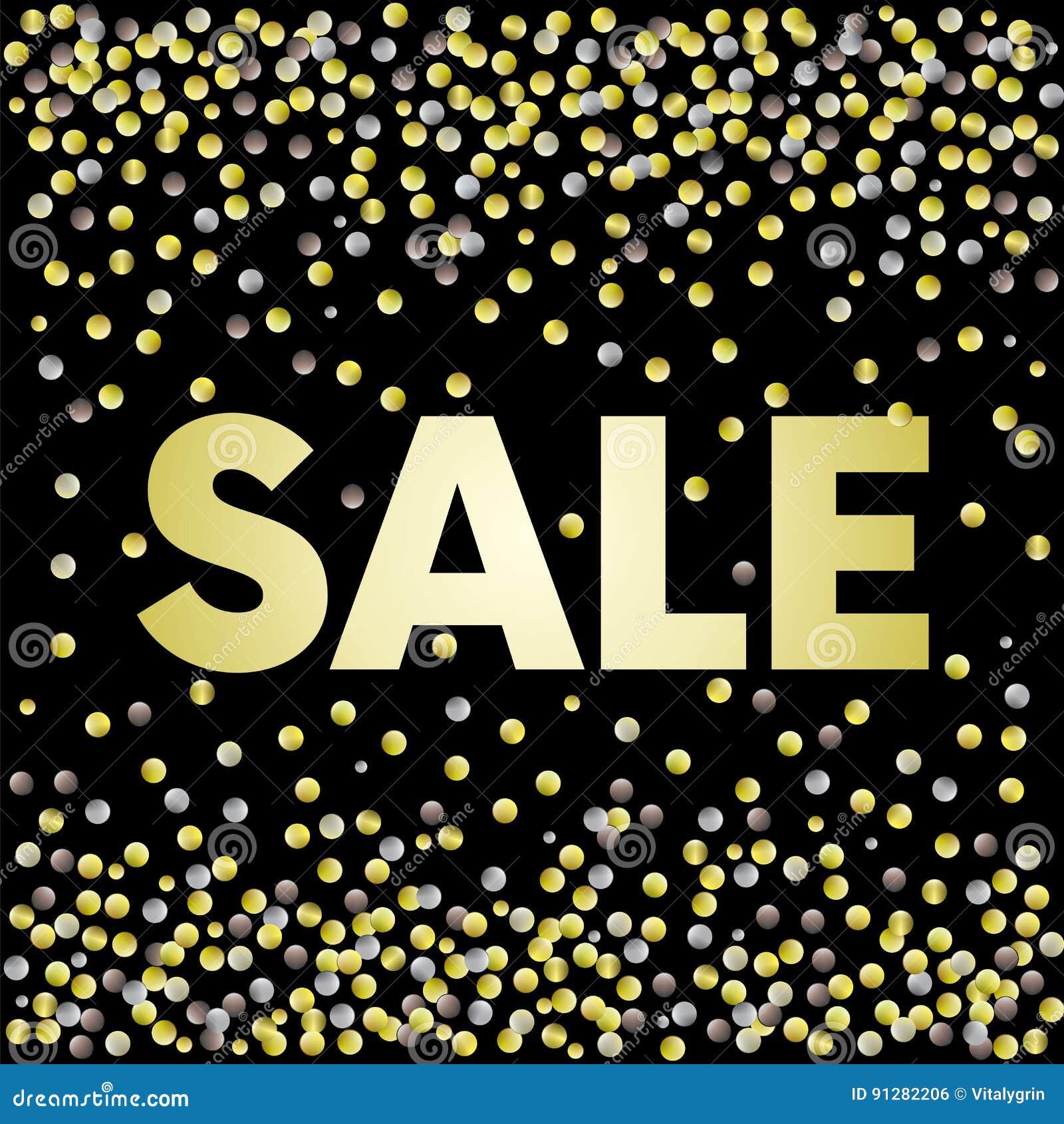Konfektions- design av en baner-, vykort- eller affisch`-Sale `, också vektor för coreldrawillustration Shopping och shopping