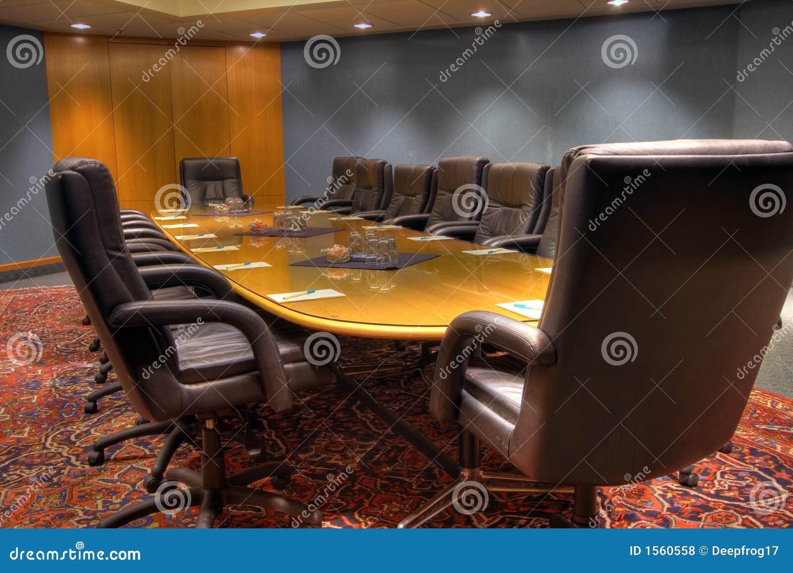 Konferencja pokoju konferencji zarządu