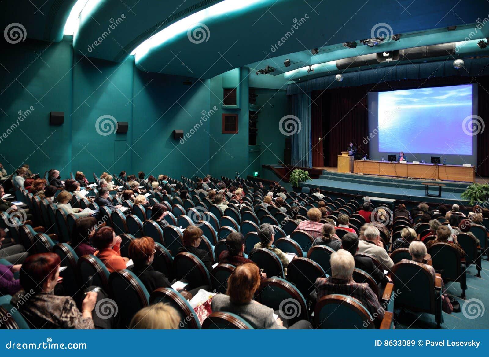 Konferencyjni ludzie