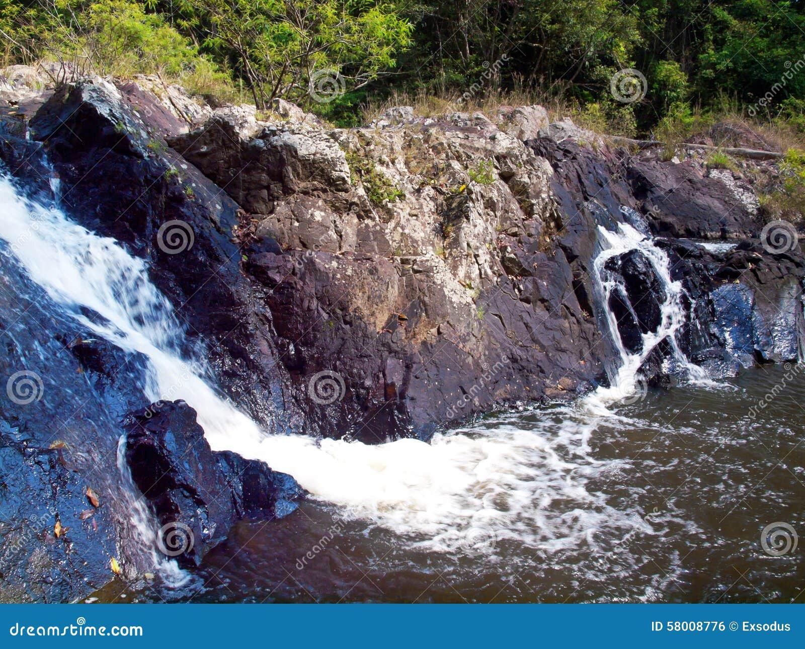 Nakhon Nayok Thailand  city pictures gallery : Kong Kaew Waterfall, Khao Yai National Park, Nakhon Nayok, Thailand ...